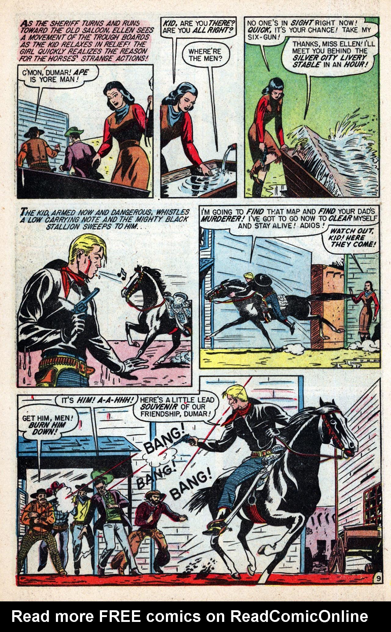 Read online Two-Gun Kid comic -  Issue #4 - 22