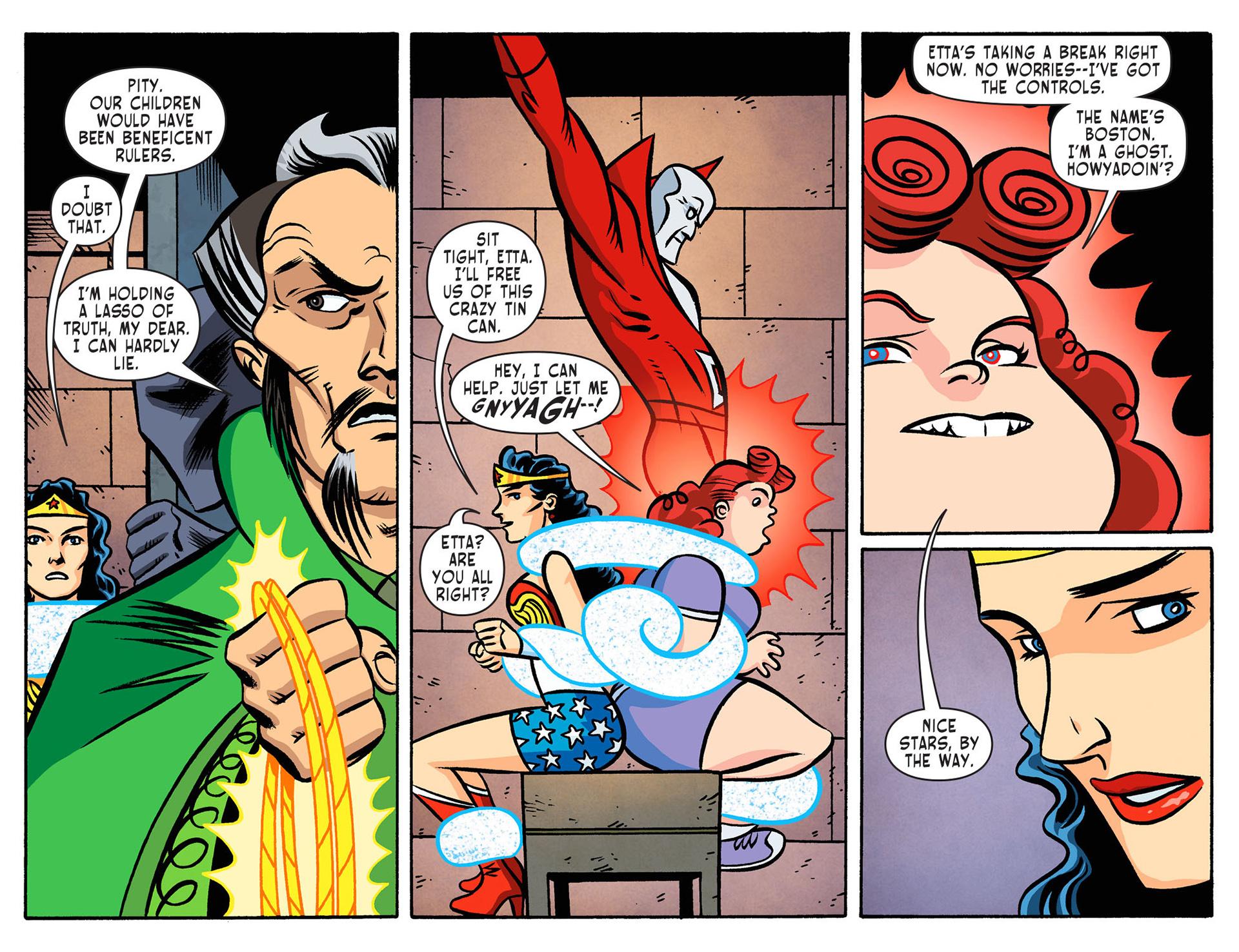 Read online Sensation Comics Featuring Wonder Woman comic -  Issue #8 - 6
