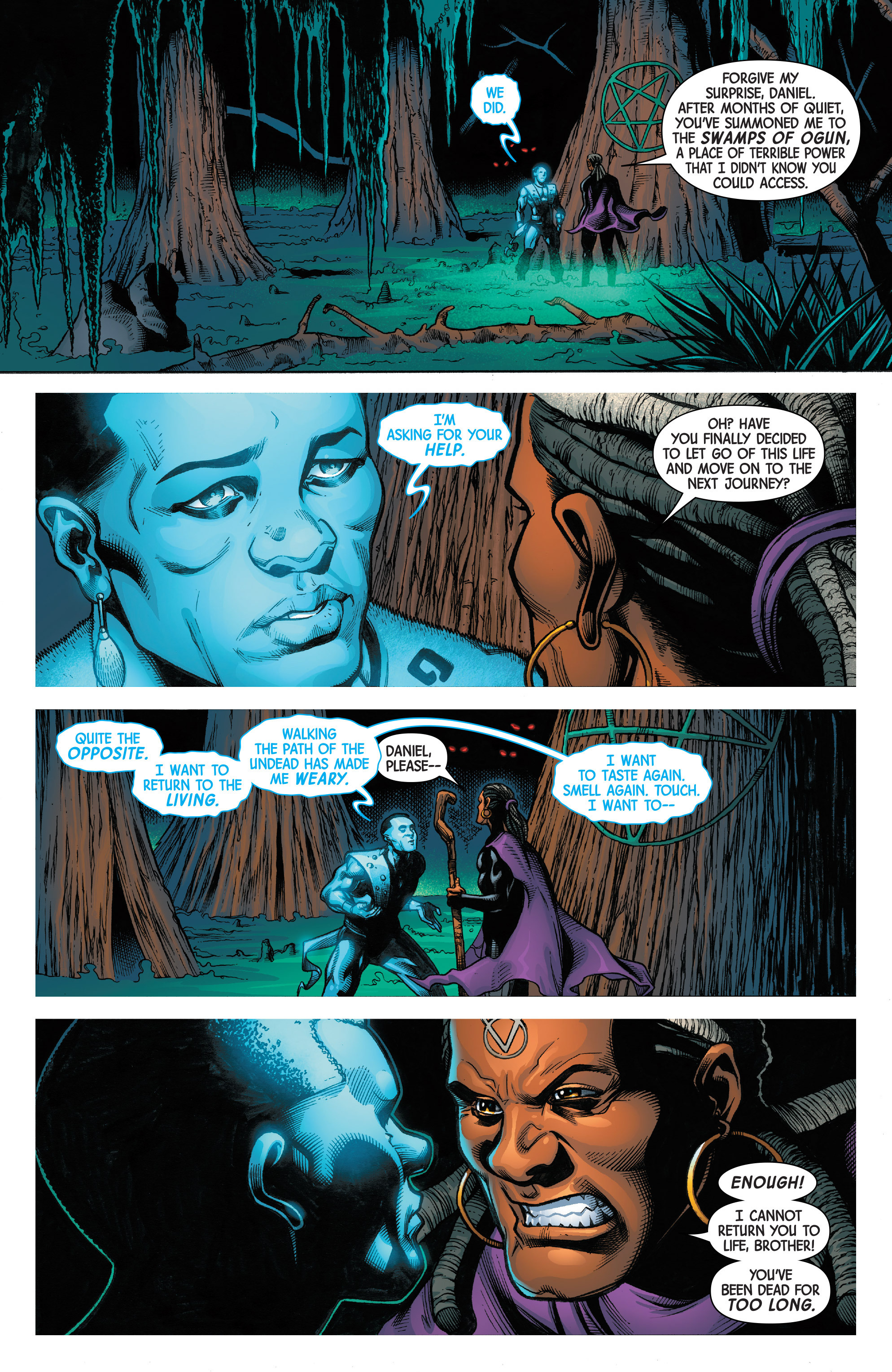 Read online Uncanny Avengers [II] comic -  Issue #7 - 4