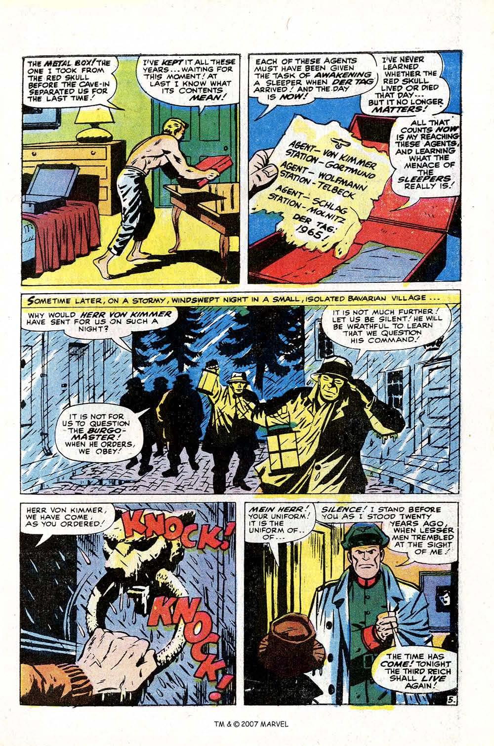 Read online Captain America (1968) comic -  Issue # _Annual 2 - 7