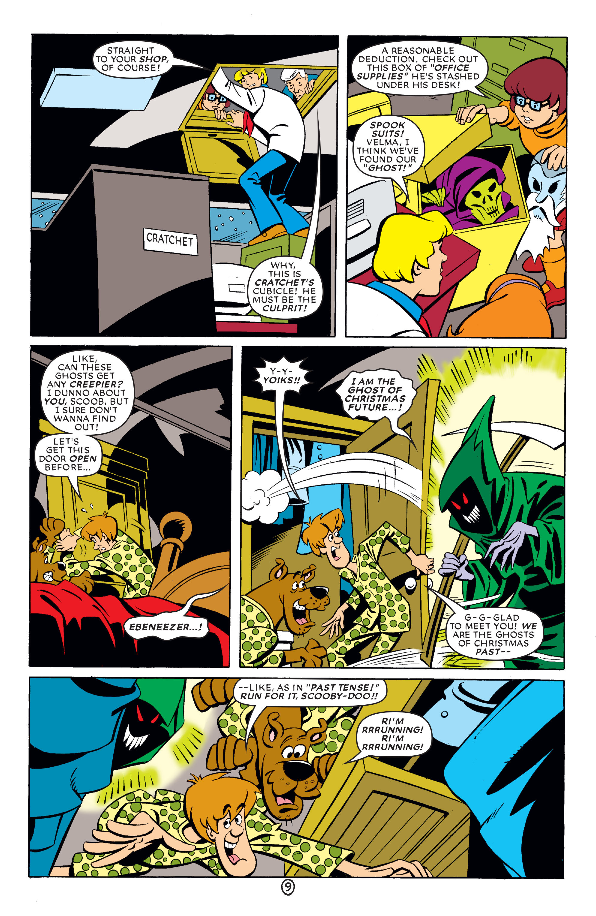 Read online Scooby-Doo (1997) comic -  Issue #67 - 22