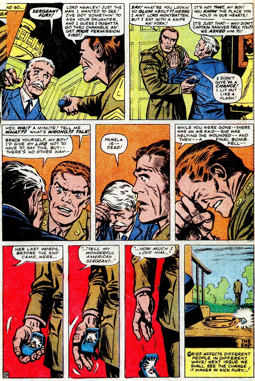 Sgt. Fury issue _Special_6 - Page 34