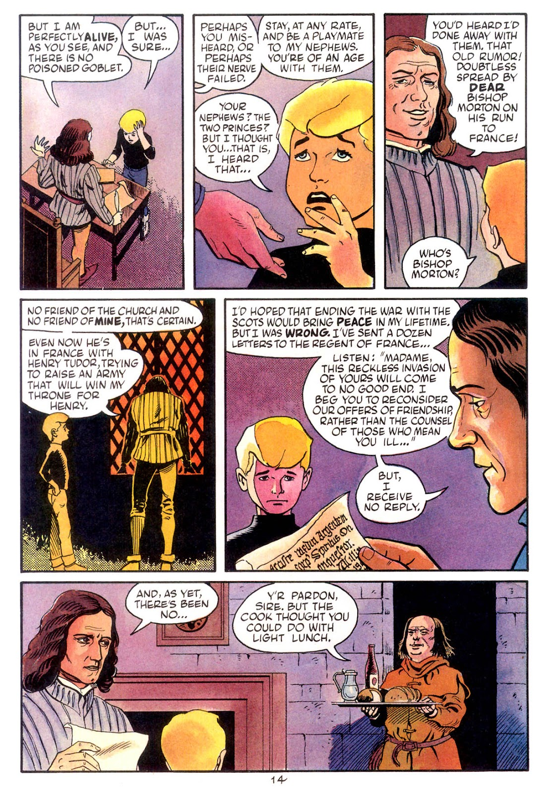 Jonny Quest (1986) issue 10 - Page 16