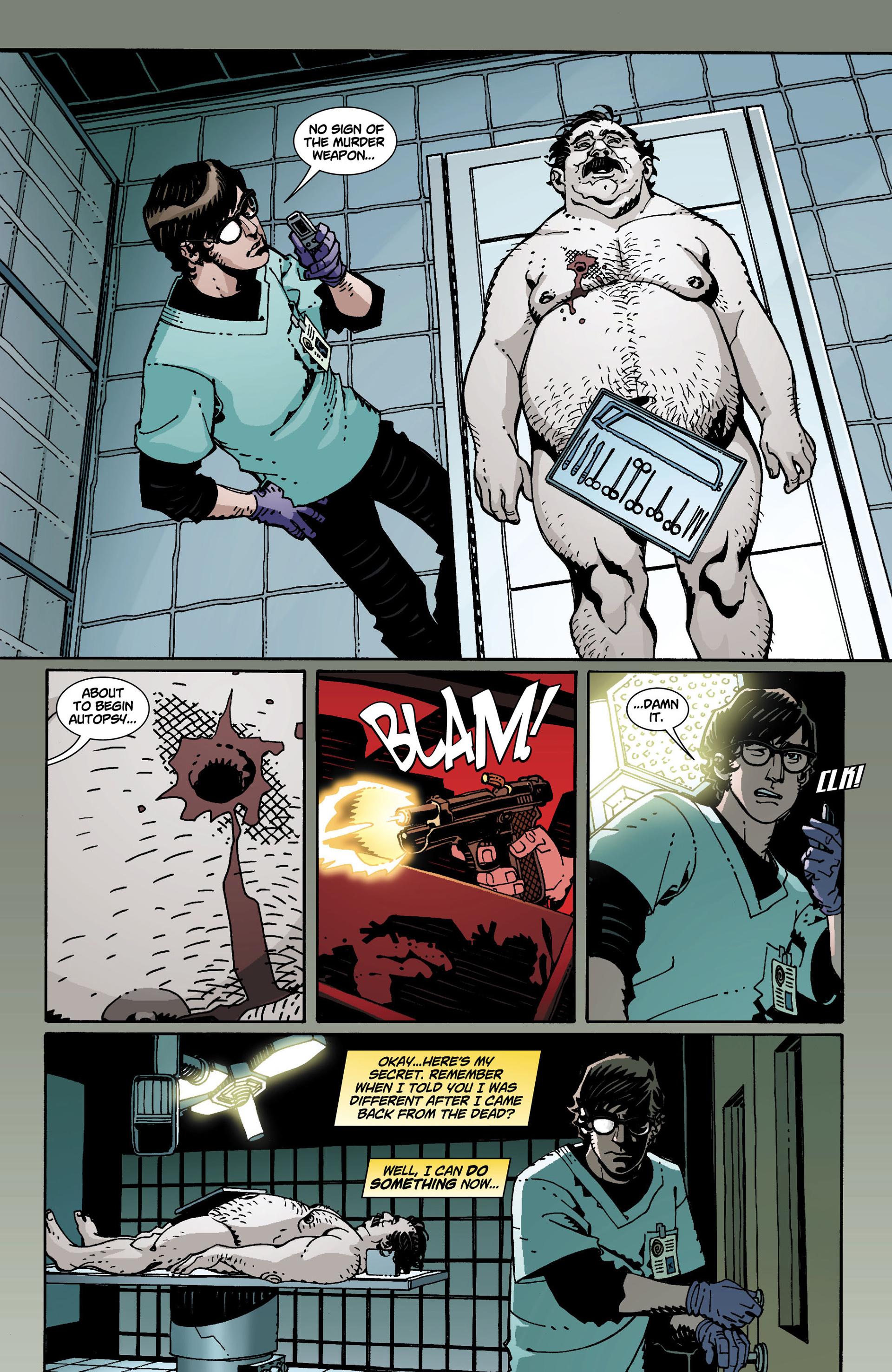 Read online National Comics: Eternity comic -  Issue # Full - 10