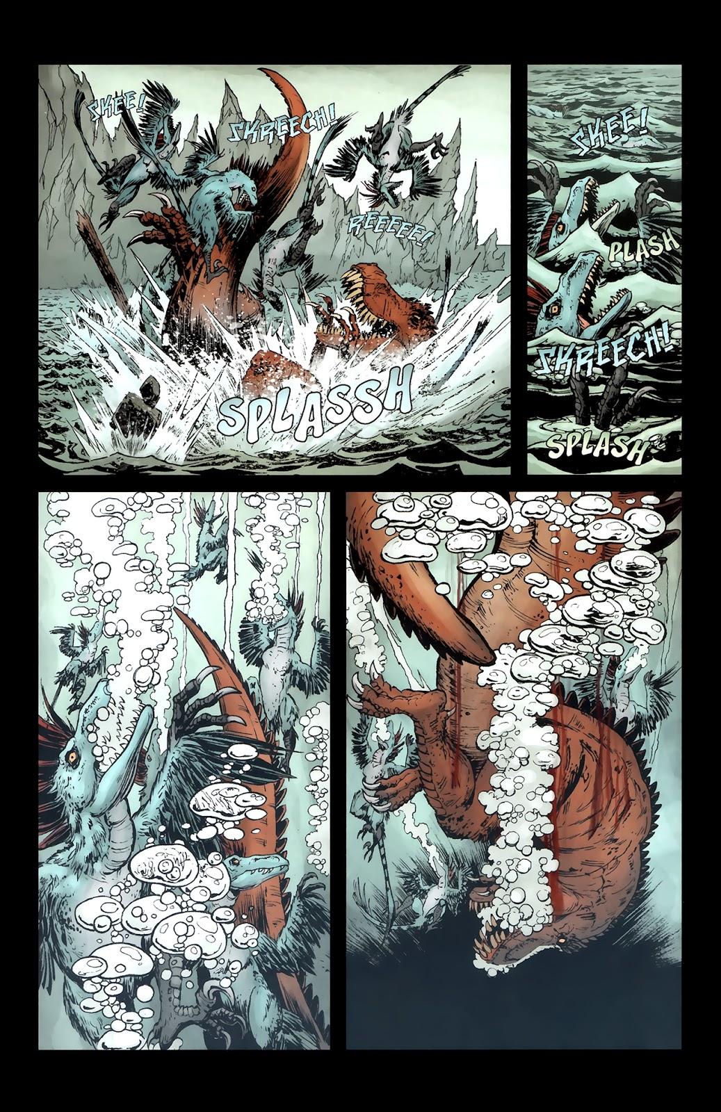 Read online Tyrannosaurus Rex comic -  Issue # Full - 20