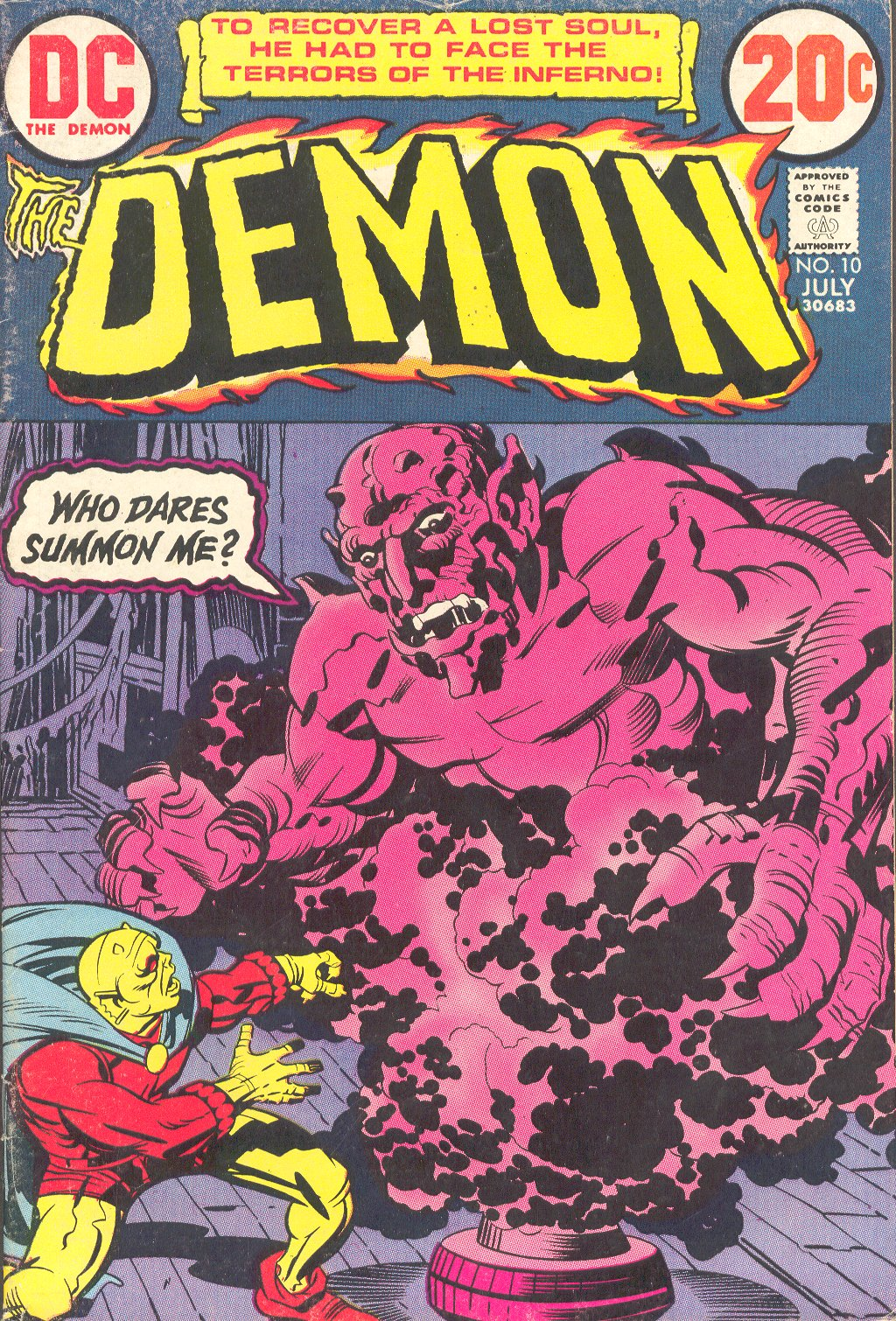 The Demon (1972) 10 Page 1