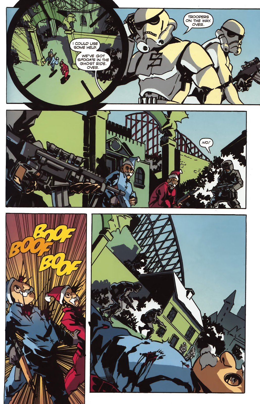 Read online Ricky Rouse Has A Gun comic -  Issue # TPB (Part 1) - 98