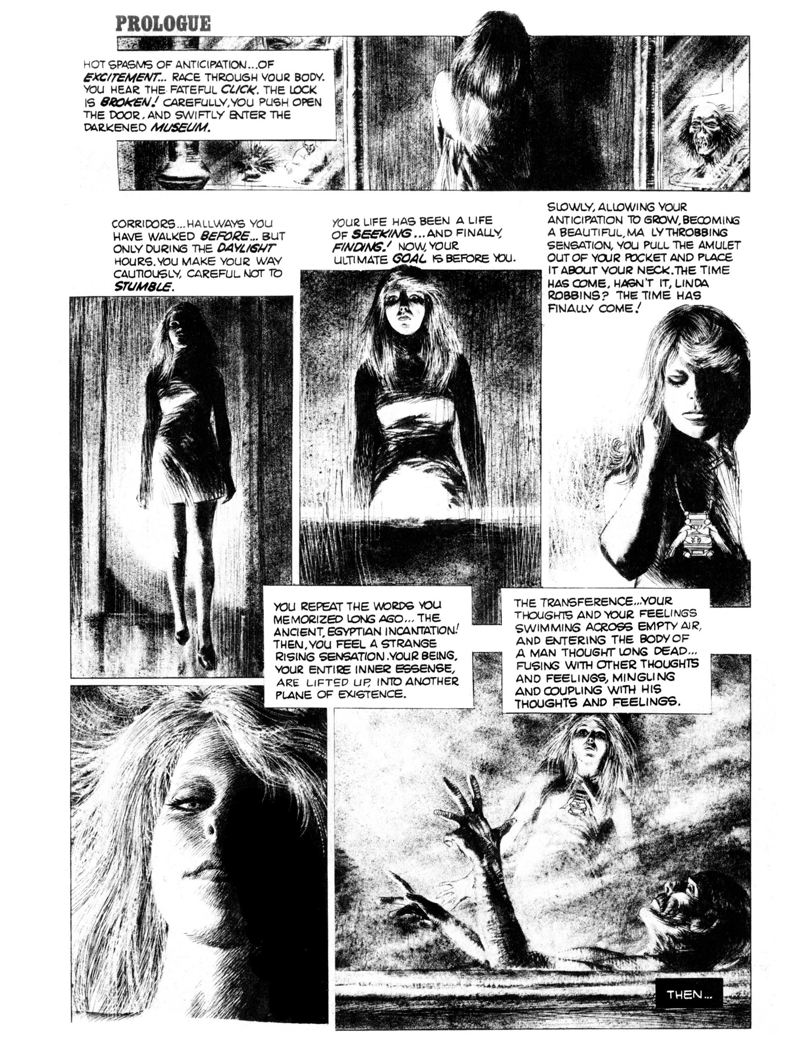 Read online Eerie Archives comic -  Issue # TPB 13 - 178