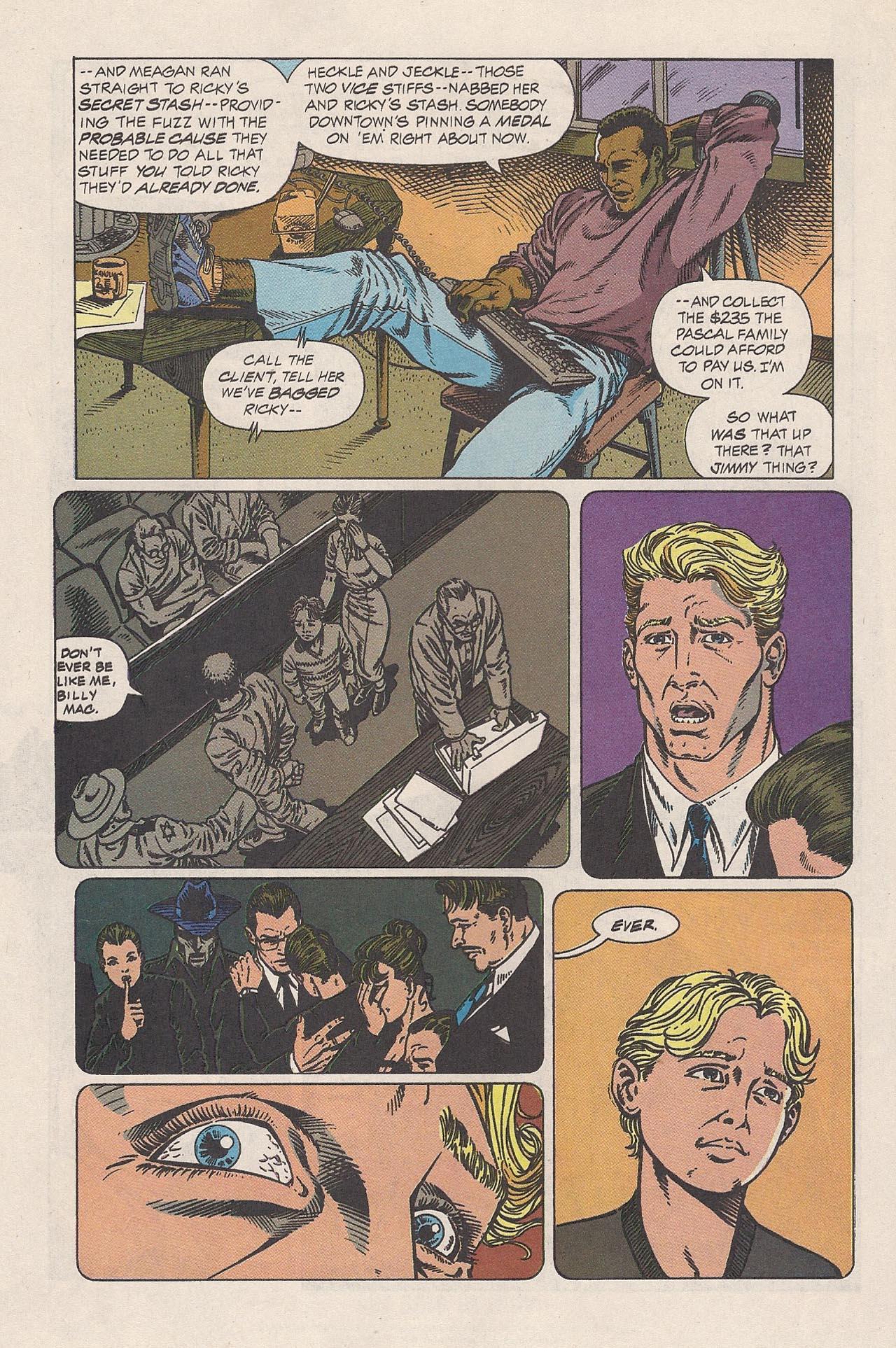 Read online Triumph comic -  Issue #2 - 16