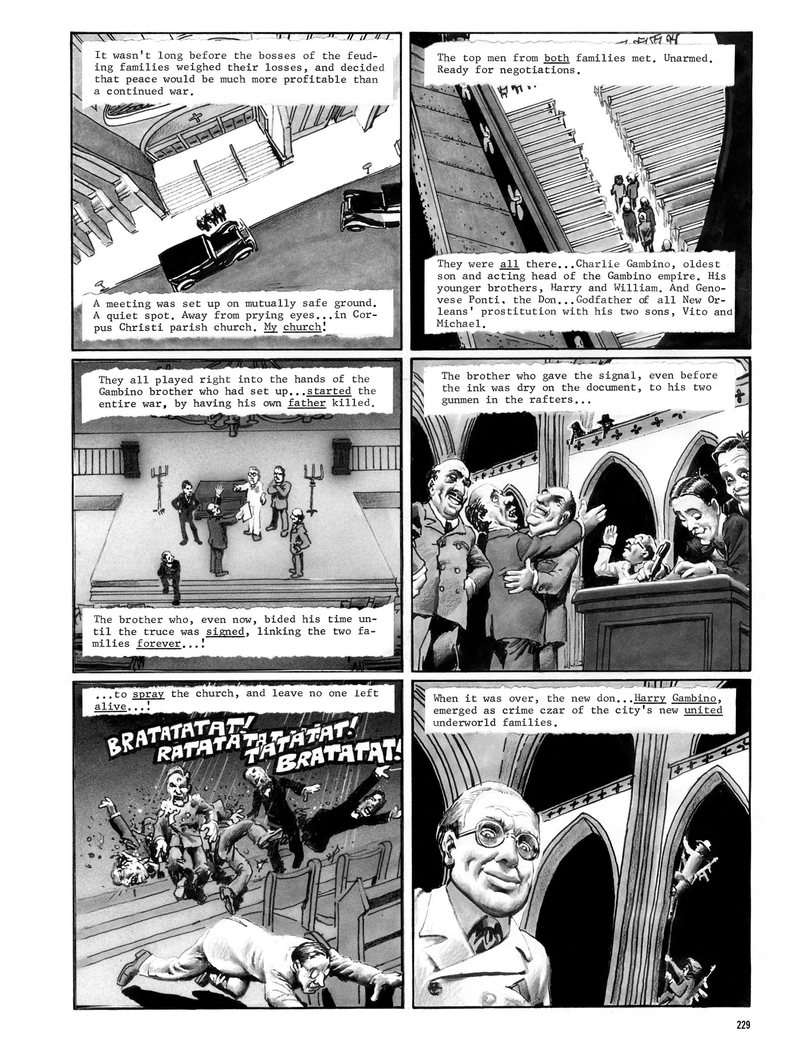 Read online Eerie Archives comic -  Issue # TPB 13 - 230