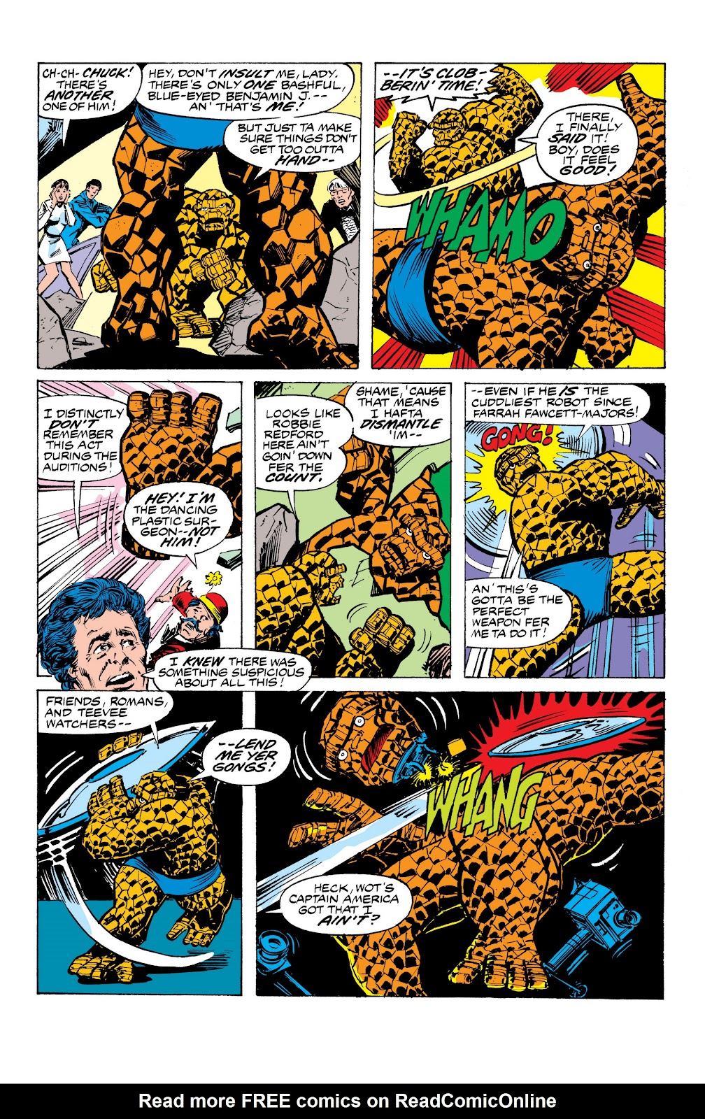 Read online Marvel Masterworks: The Inhumans comic -  Issue # TPB 2 (Part 3) - 55