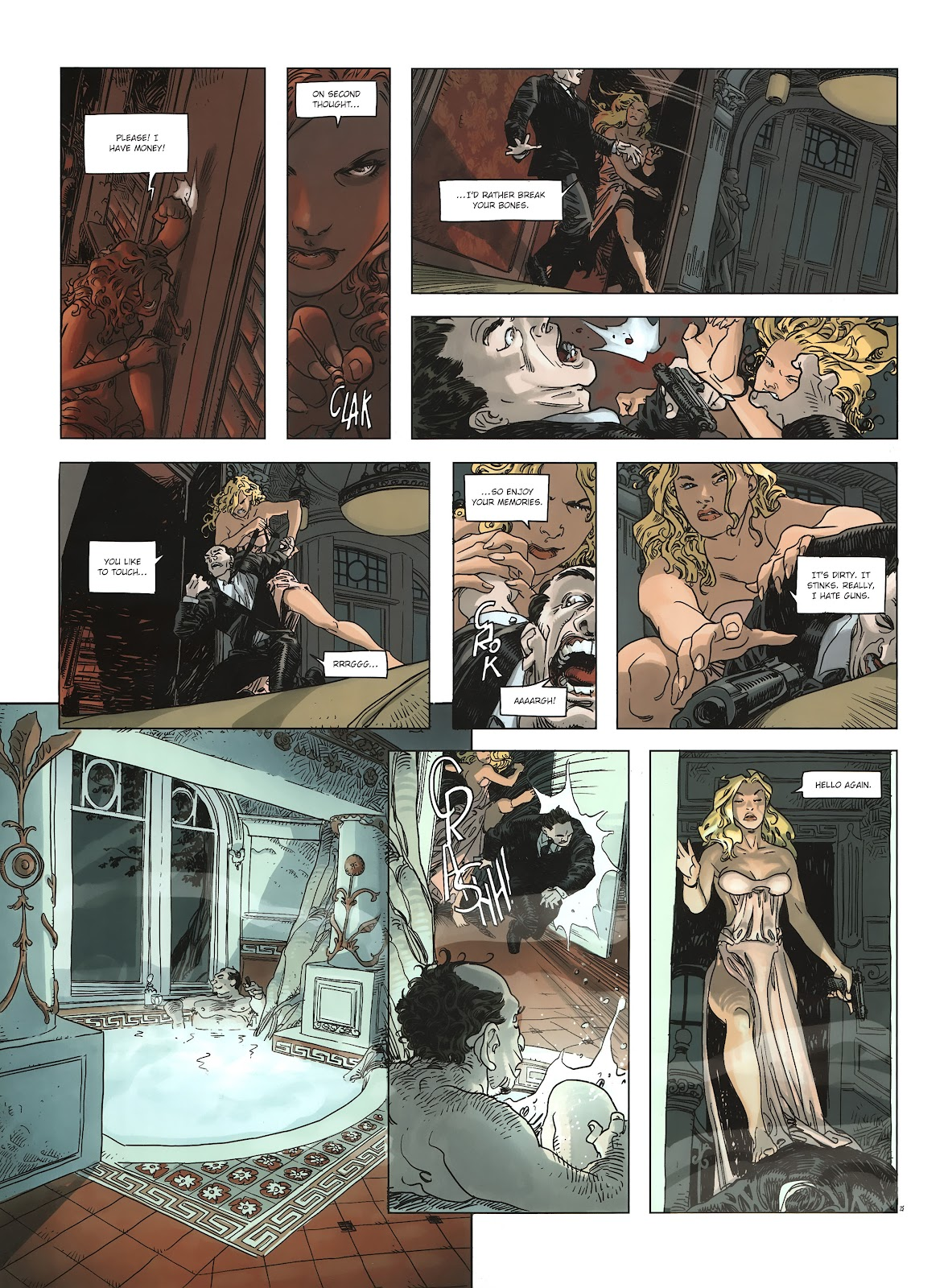 Read online Cutting Edge (2013) comic -  Issue #2 - 29