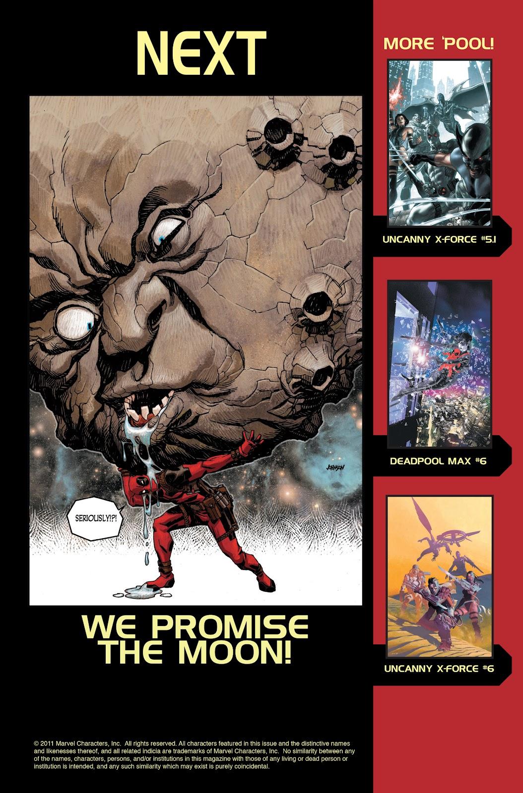 Read online Deadpool (2008) comic -  Issue #33.1 - 24