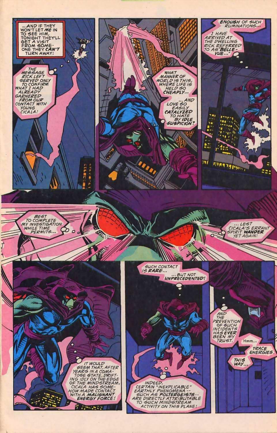 Read online Sleepwalker comic -  Issue #30 - 14