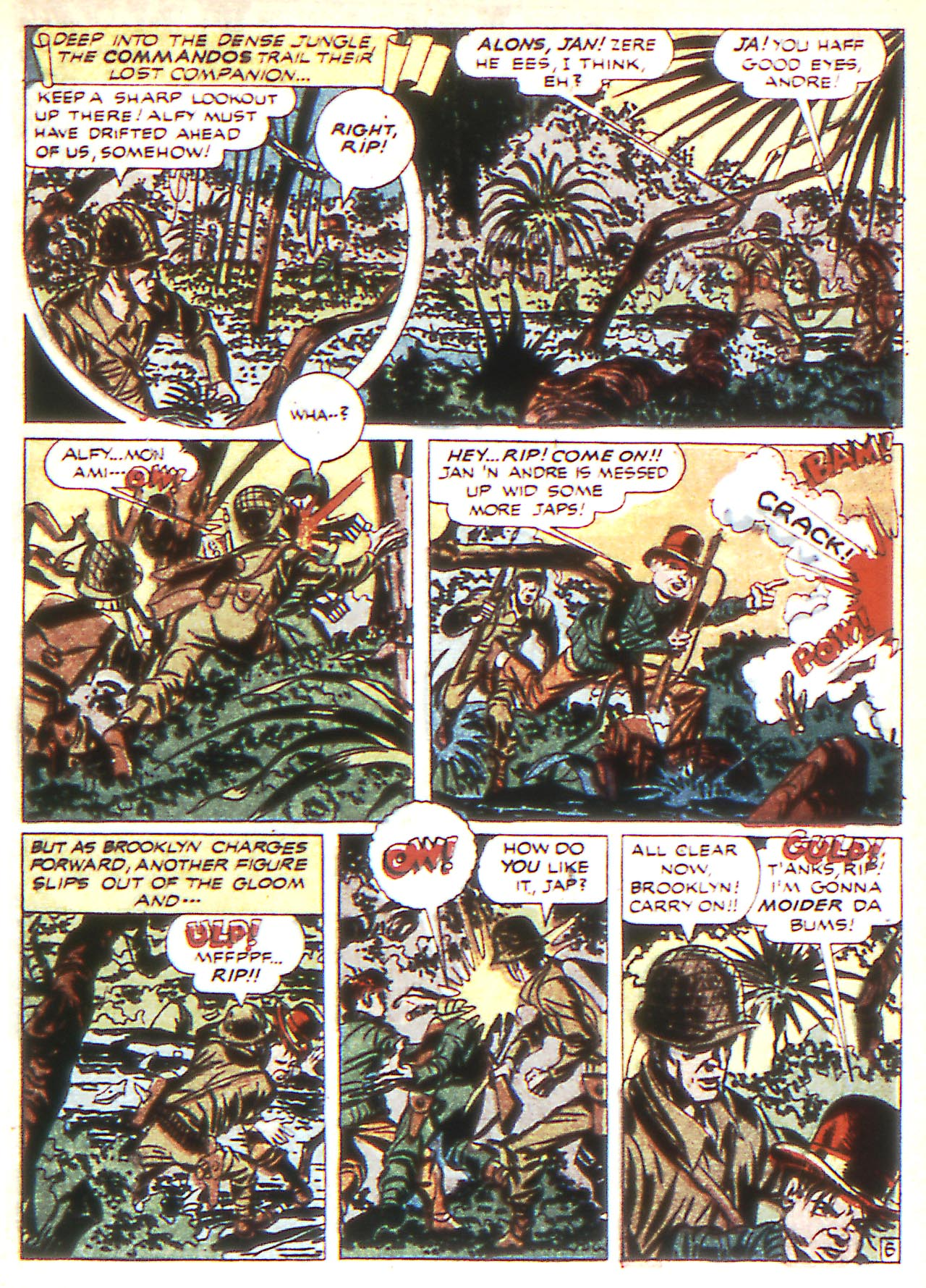 Read online Detective Comics (1937) comic -  Issue #81 - 51