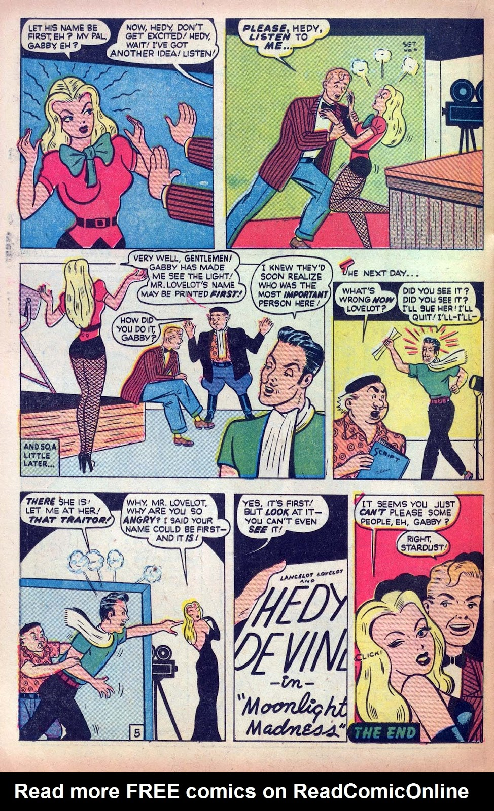 Read online Millie the Model comic -  Issue #13 - 30
