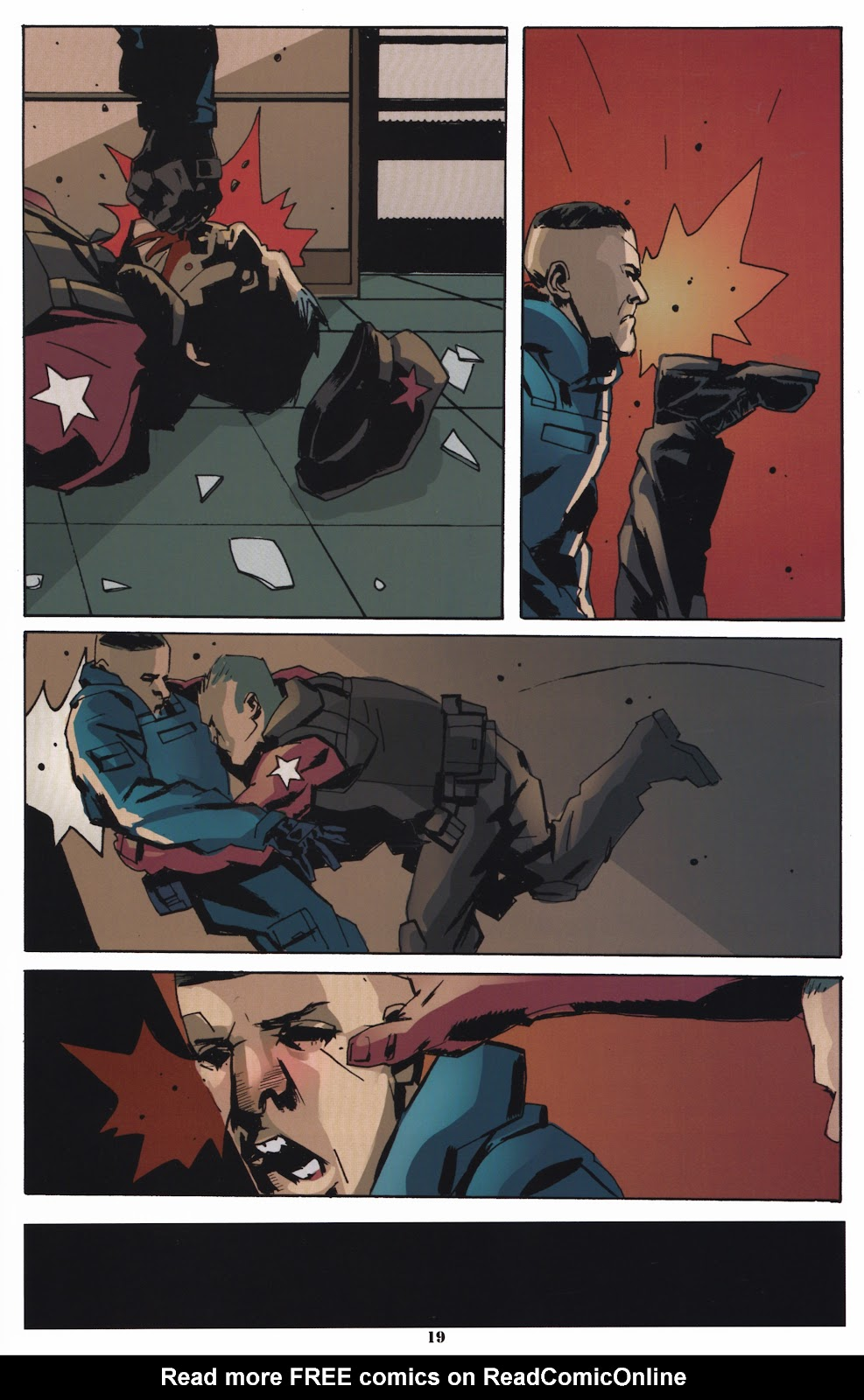 G.I. Joe Cobra (2011) Issue #20 #20 - English 21