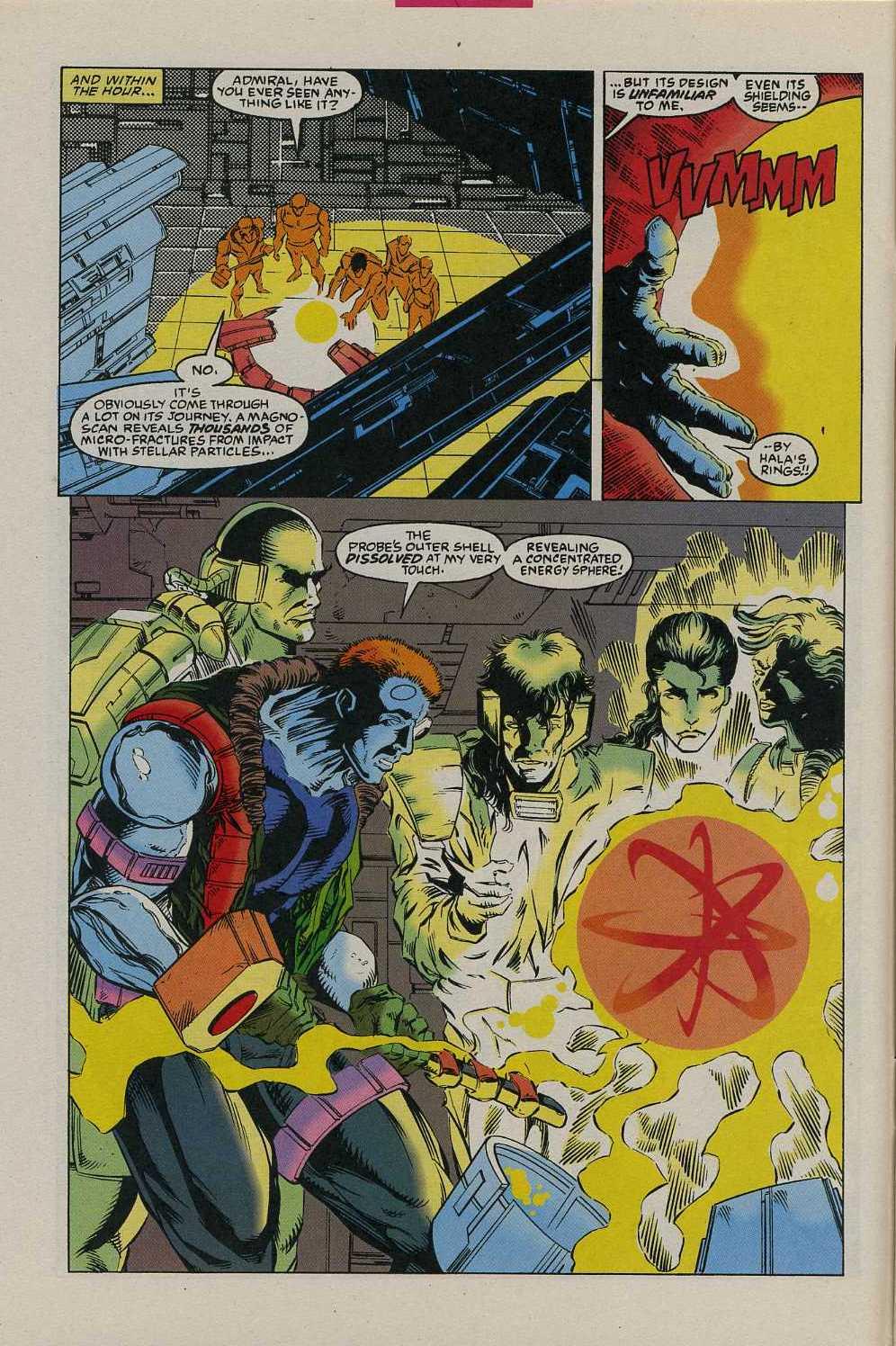 Read online Avengers Strike File comic -  Issue # Full - 5