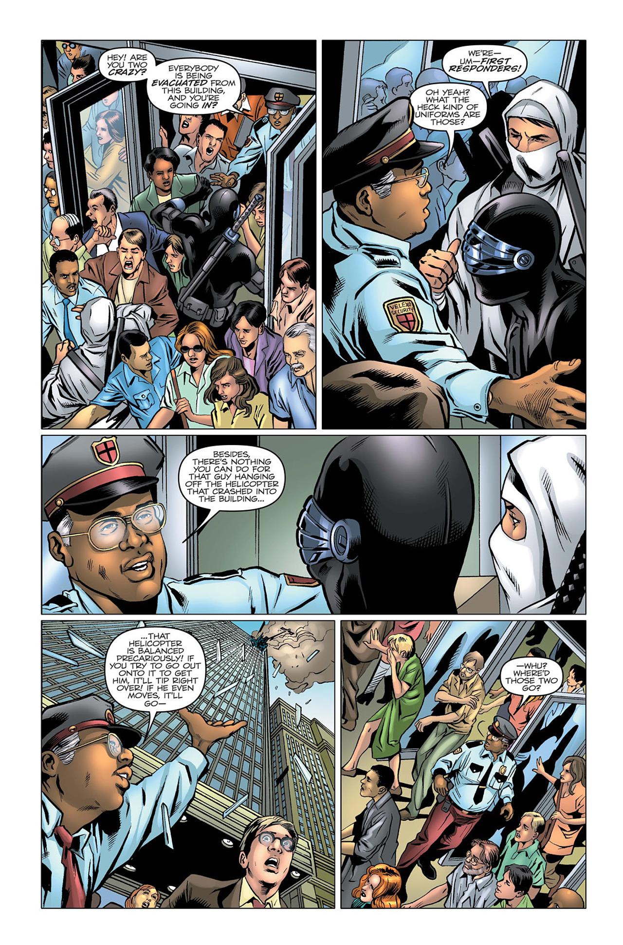 G.I. Joe: A Real American Hero 165 Page 9