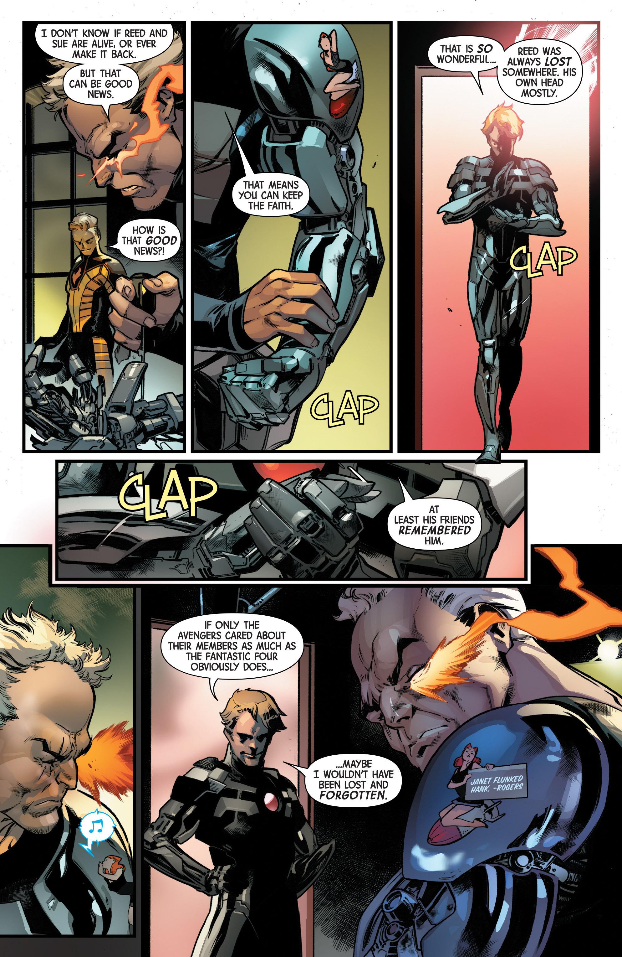 Read online Uncanny Avengers [II] comic -  Issue #10 - 15