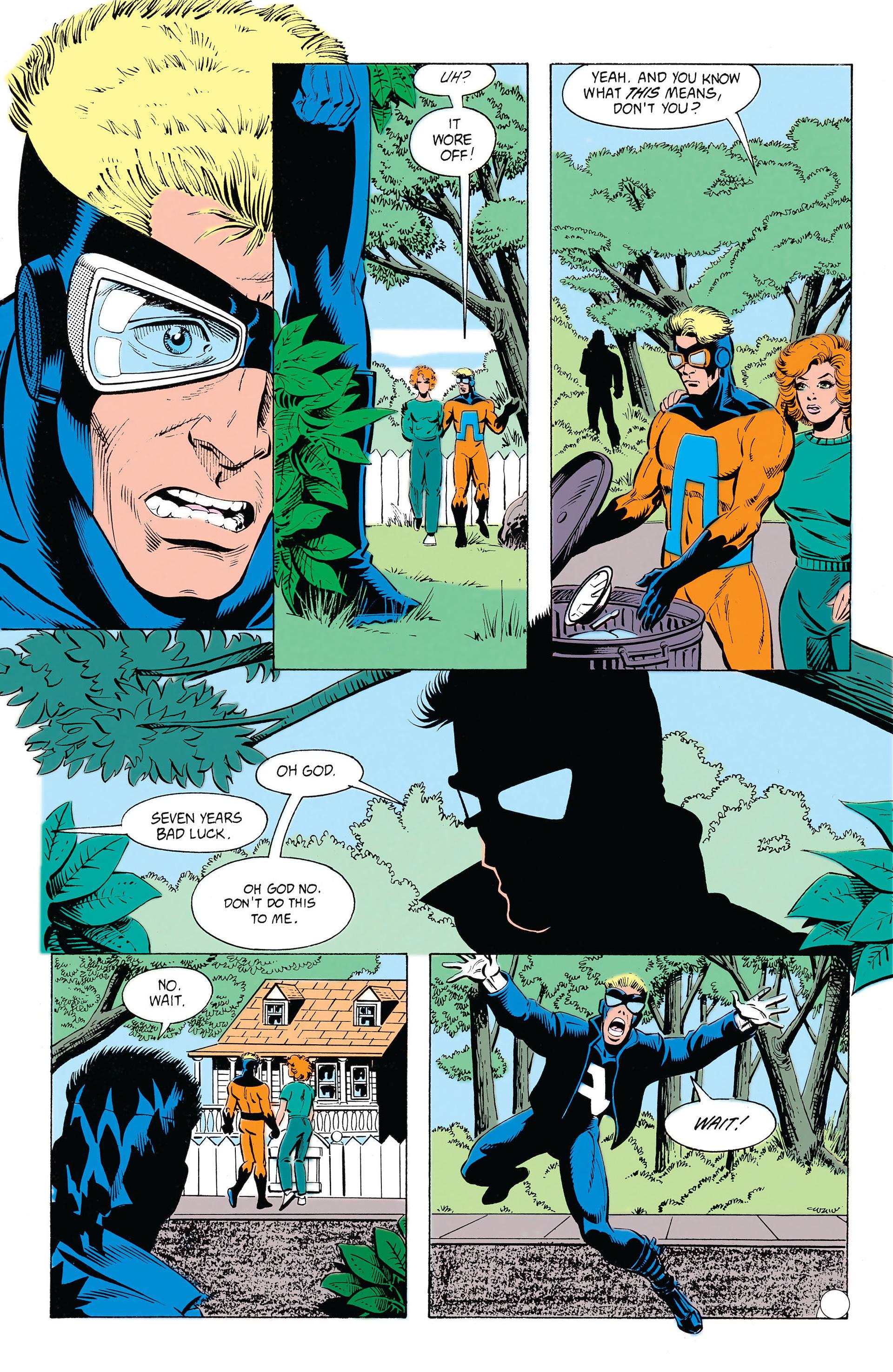 Read online Animal Man (1988) comic -  Issue #22 - 11