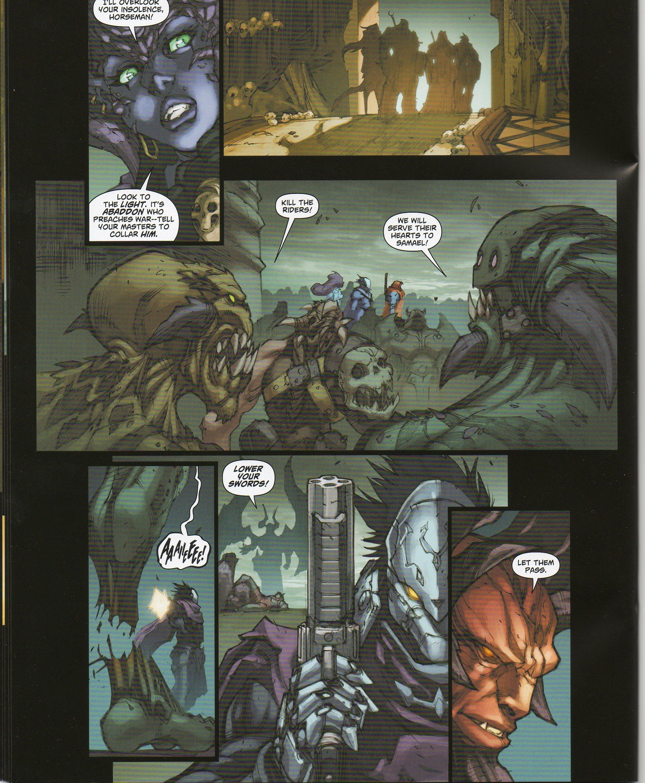 Read online Darksiders comic -  Issue # Full - 20