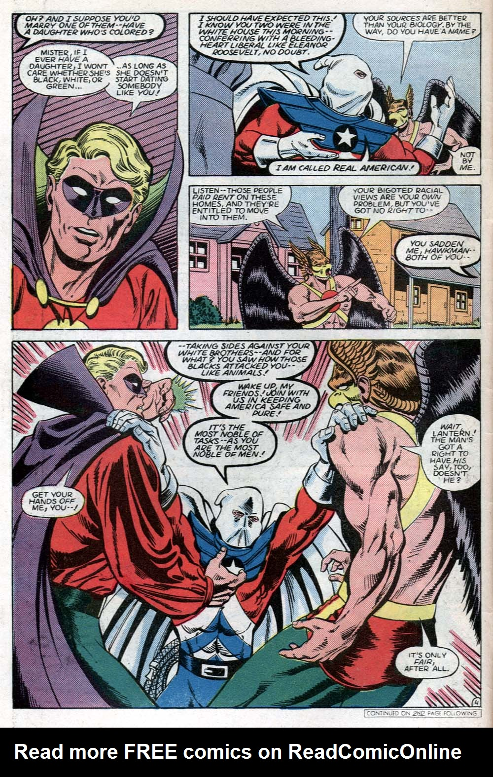 Read online All-Star Squadron comic -  Issue #40 - 5