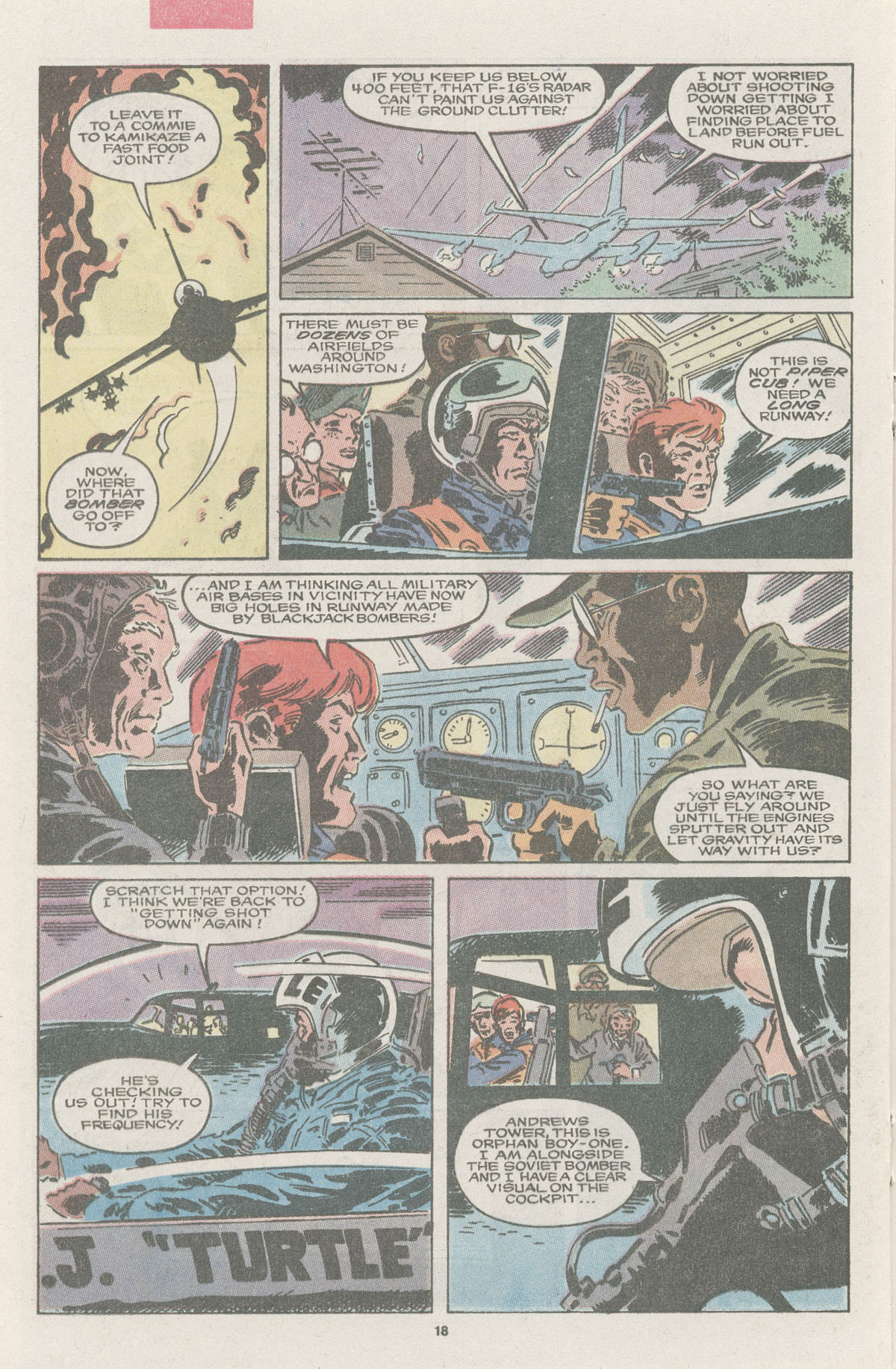 Read online Nth Man the Ultimate Ninja comic -  Issue #12 - 20