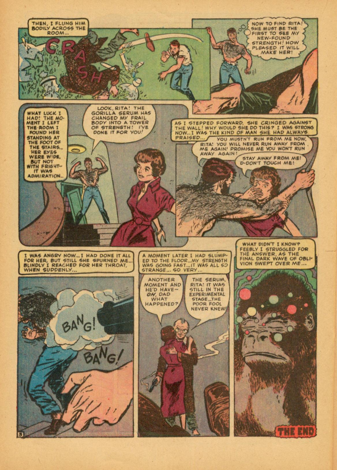 Read online Adventures into Weird Worlds comic -  Issue #3 - 20