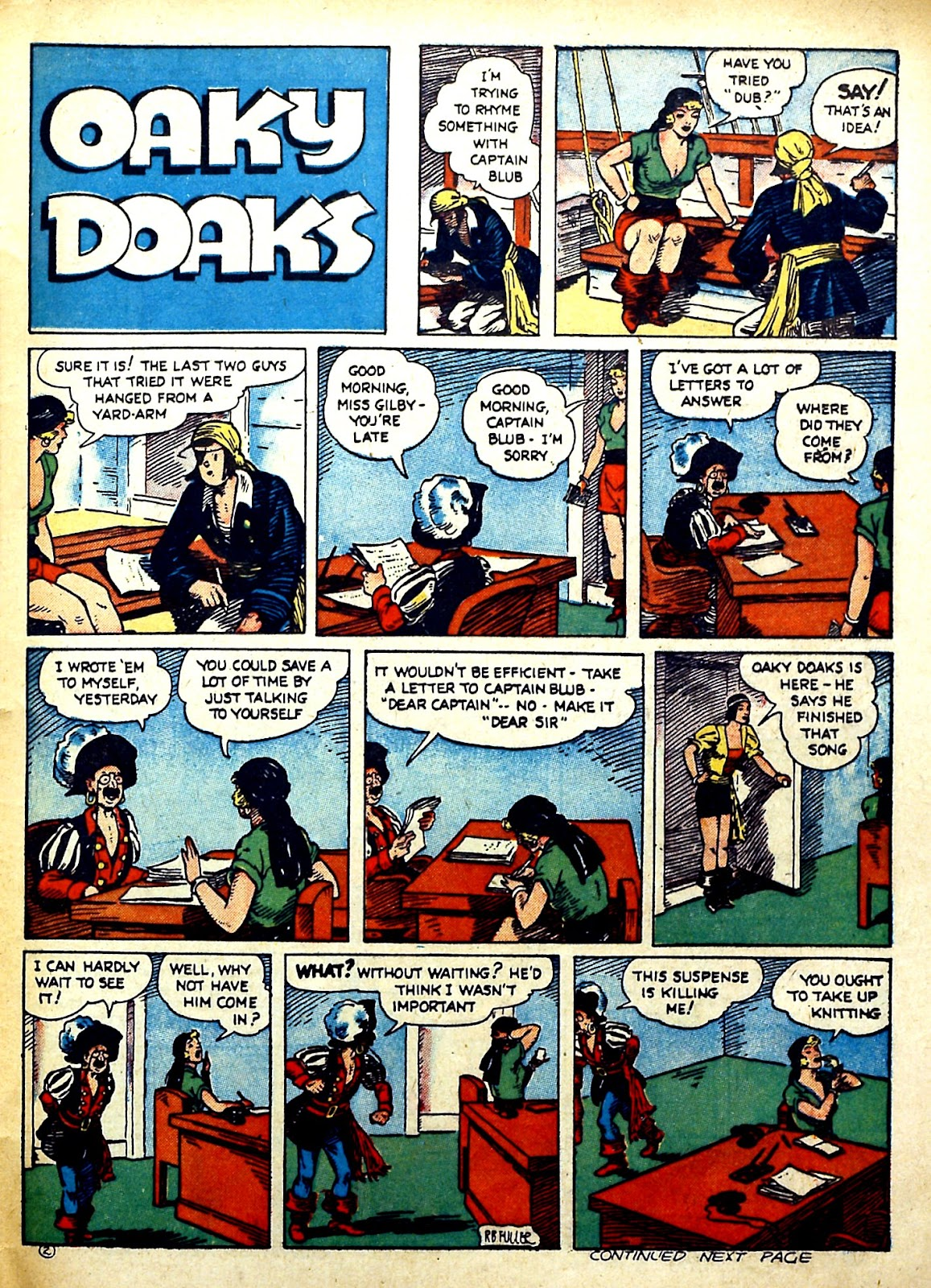 Read online Famous Funnies comic -  Issue #78 - 39