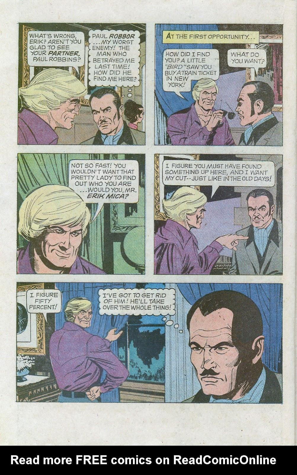 Dark Shadows (1969) issue 18 - Page 22