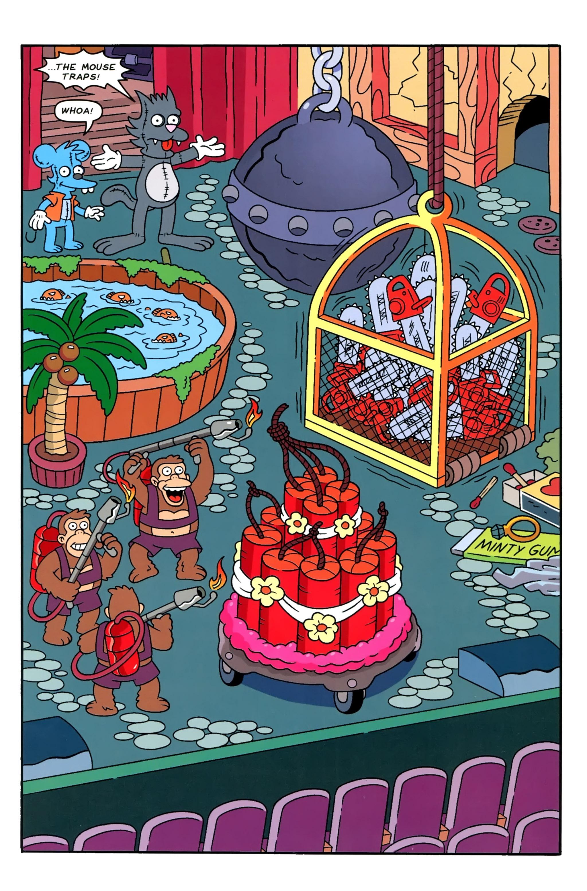 Read online Simpsons Comics comic -  Issue #229 - 9