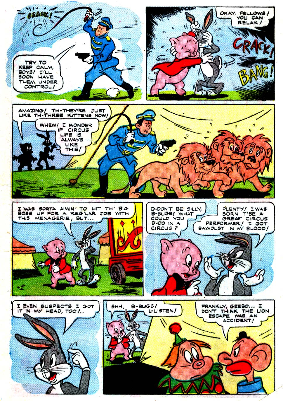 Four Color Comics issue 281 - Page 5