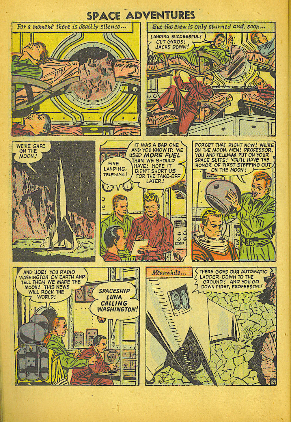 Space Adventures (1952) issue 20 - Page 26