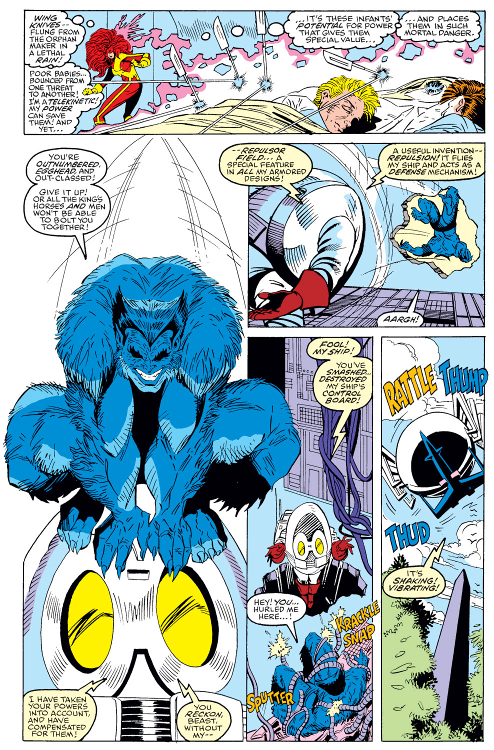 Read online X-Factor (1986) comic -  Issue #40 - 13