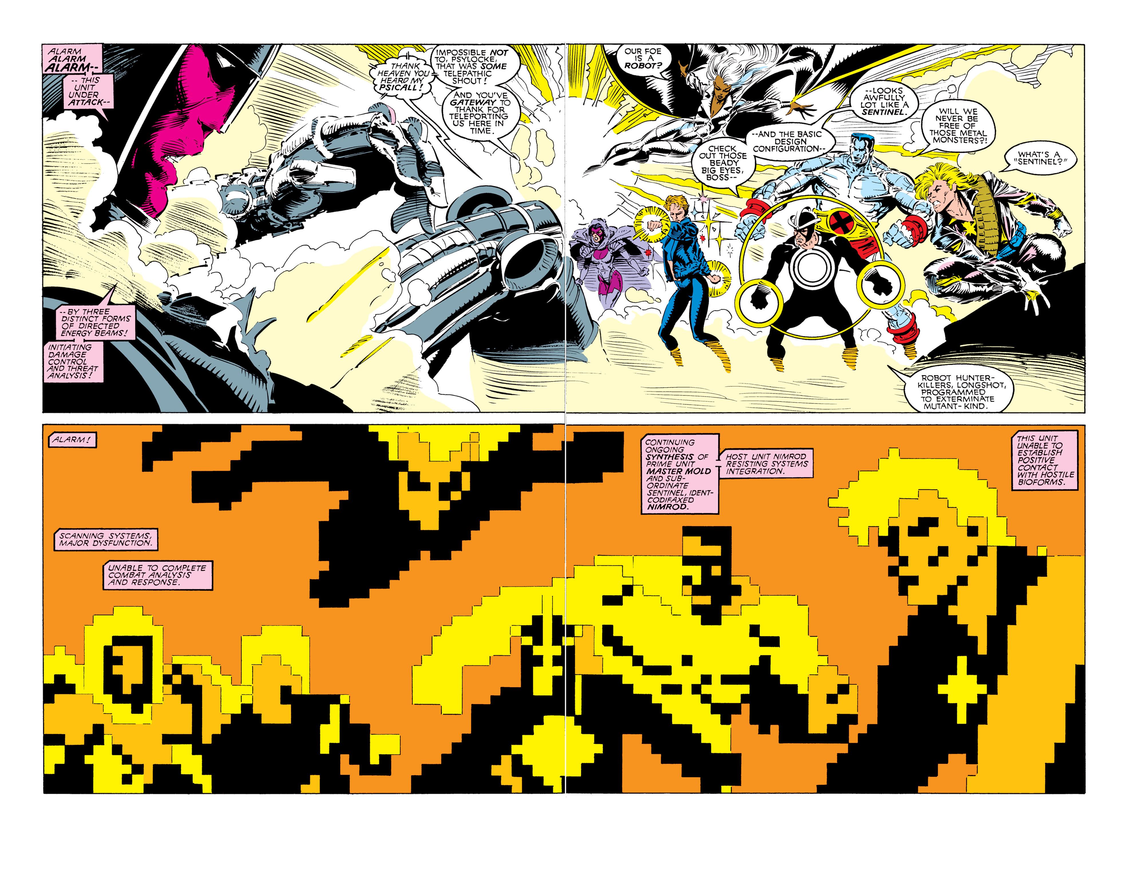 Read online Uncanny X-Men (1963) comic -  Issue #247 - 3