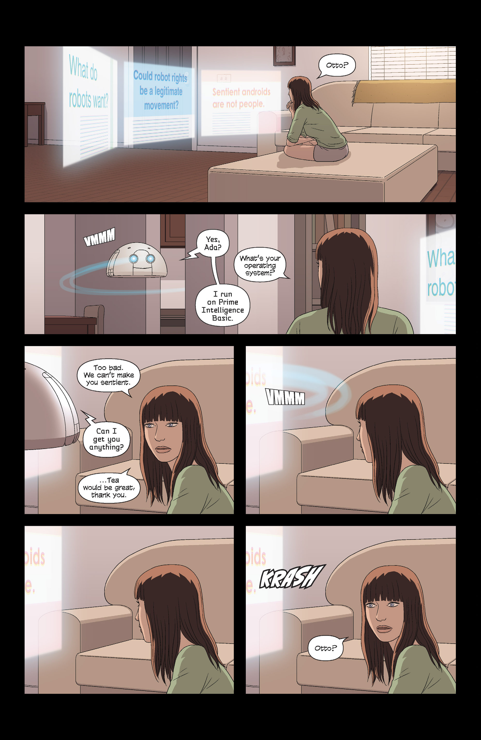 Read online Alex   Ada comic -  Issue # _TPB 3 - 27
