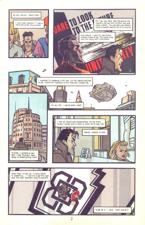 Read online Dare comic -  Issue #4 - 4