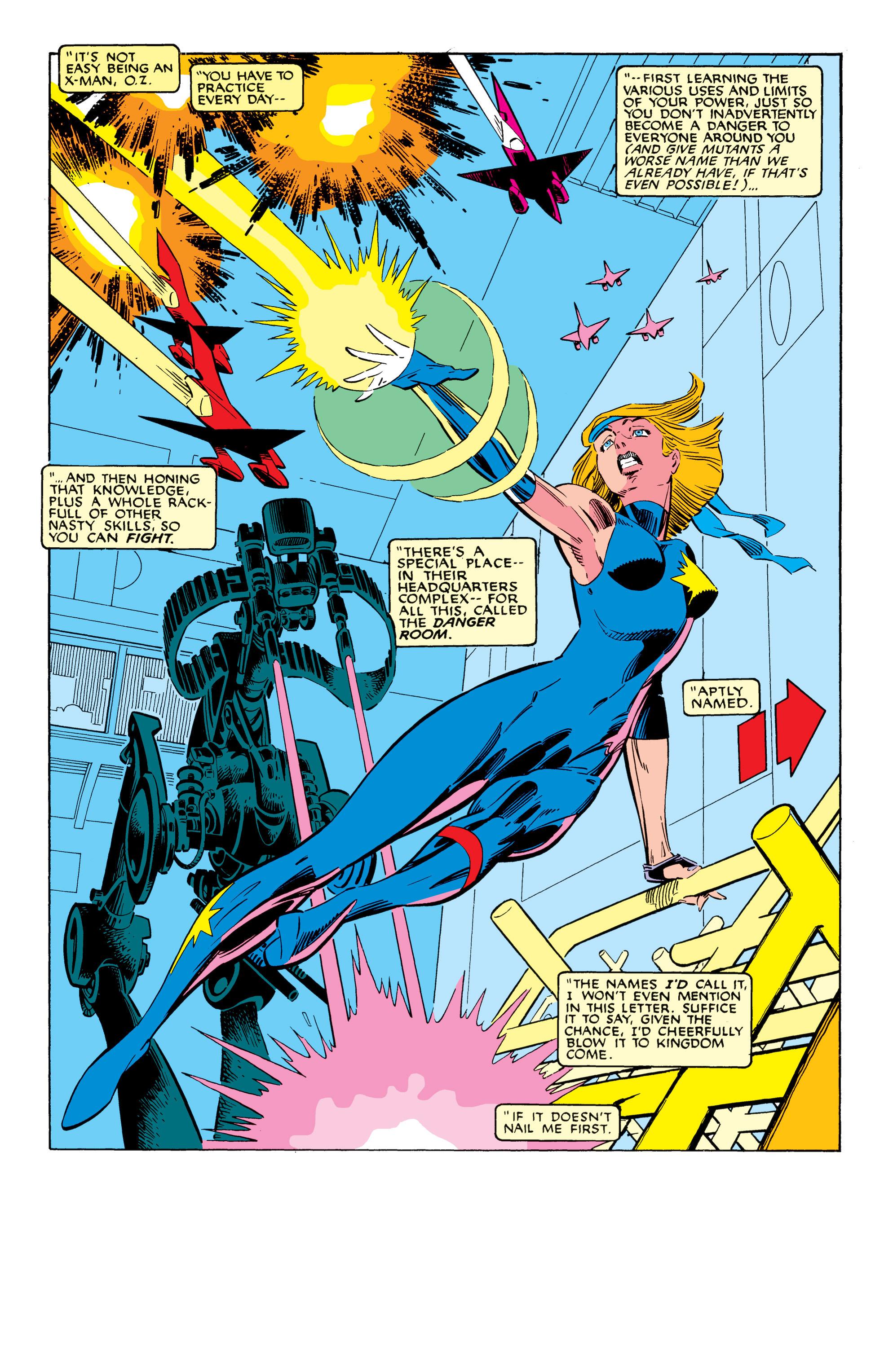 Read online Uncanny X-Men (1963) comic -  Issue #228 - 3