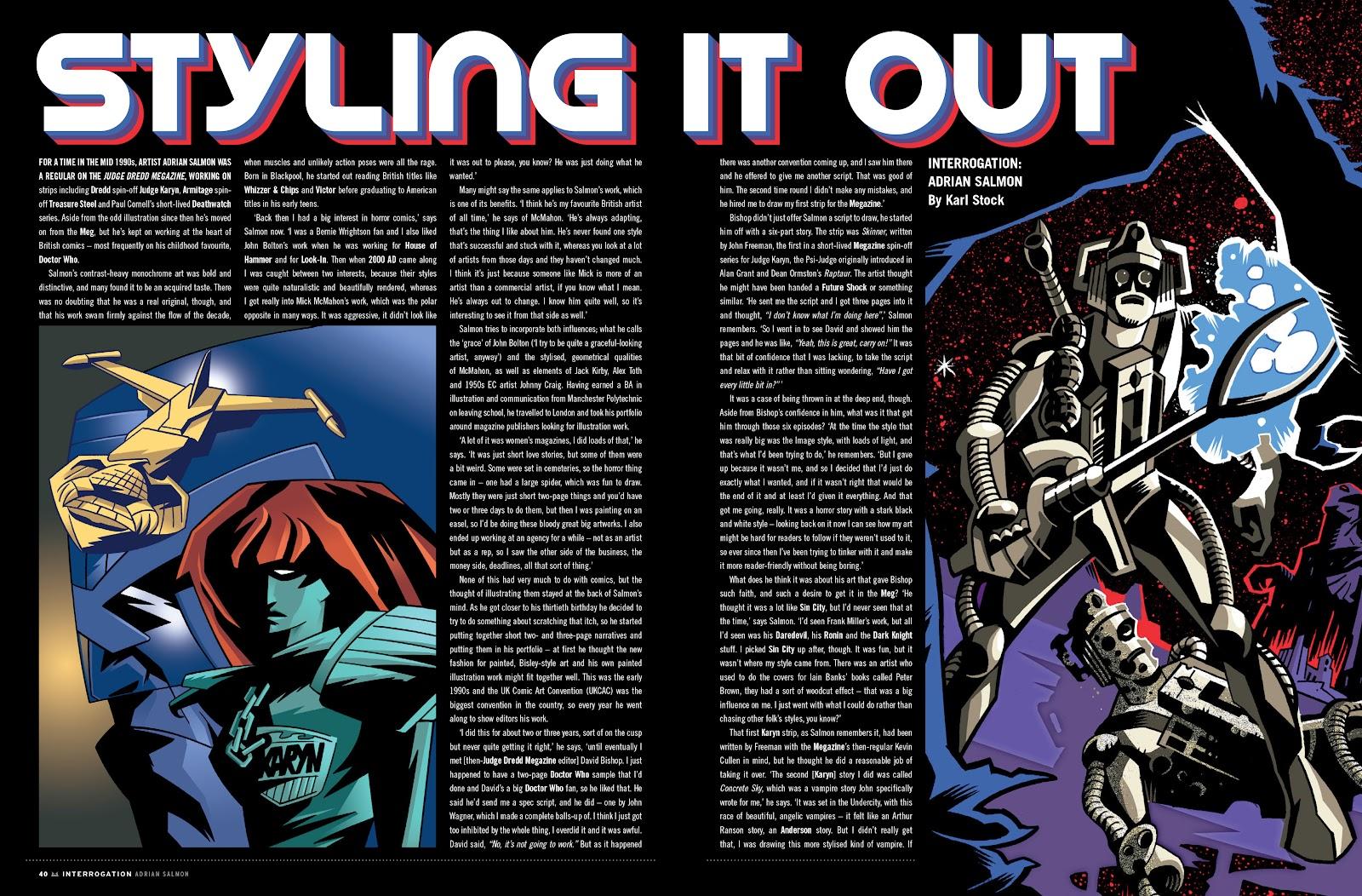 Judge Dredd Megazine (Vol. 5) Issue #381 #180 - English 40