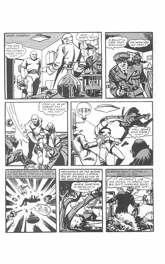 Read online Men of Mystery Comics comic -  Issue #18 - 5
