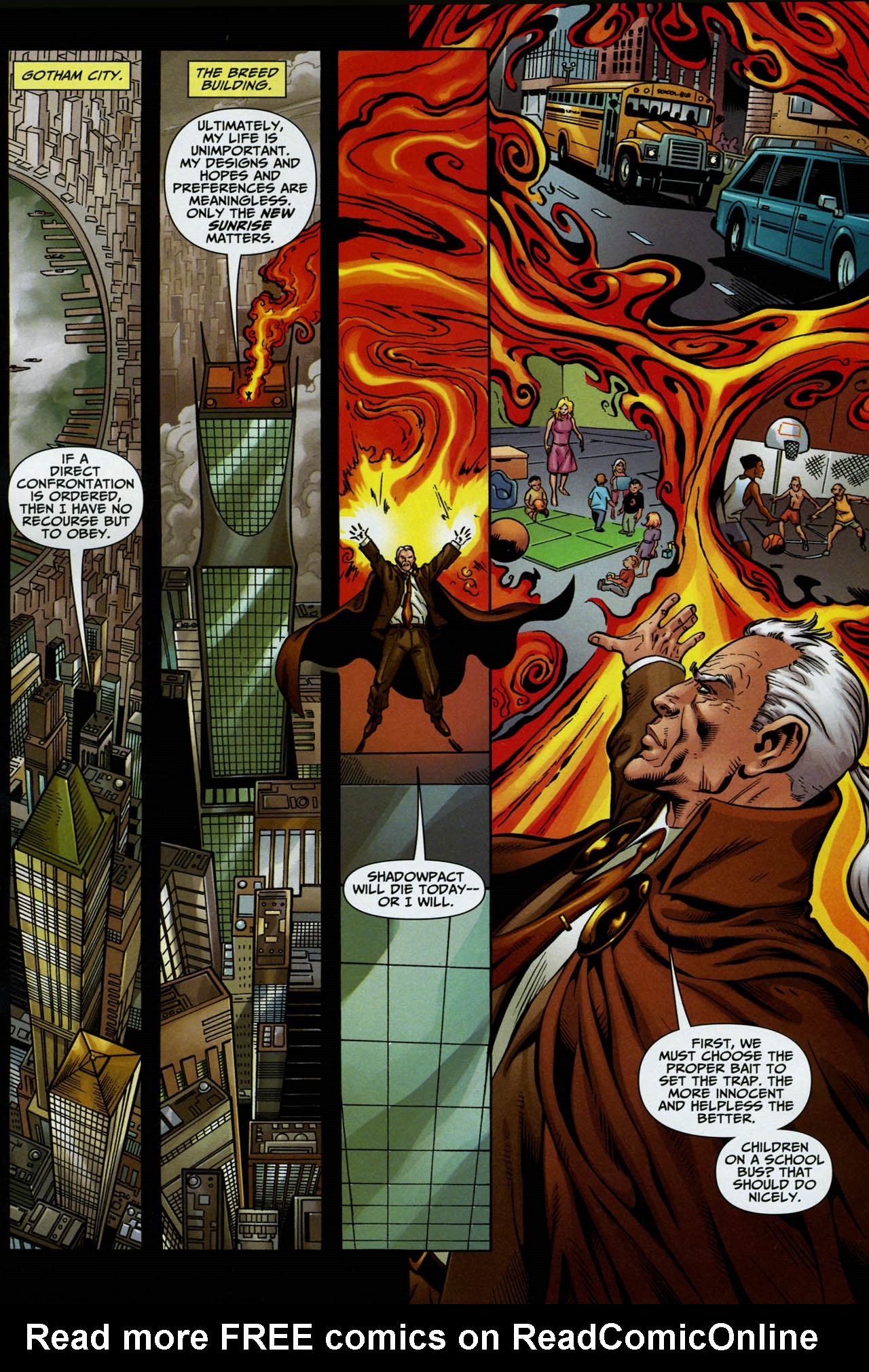 Read online Shadowpact comic -  Issue #14 - 14