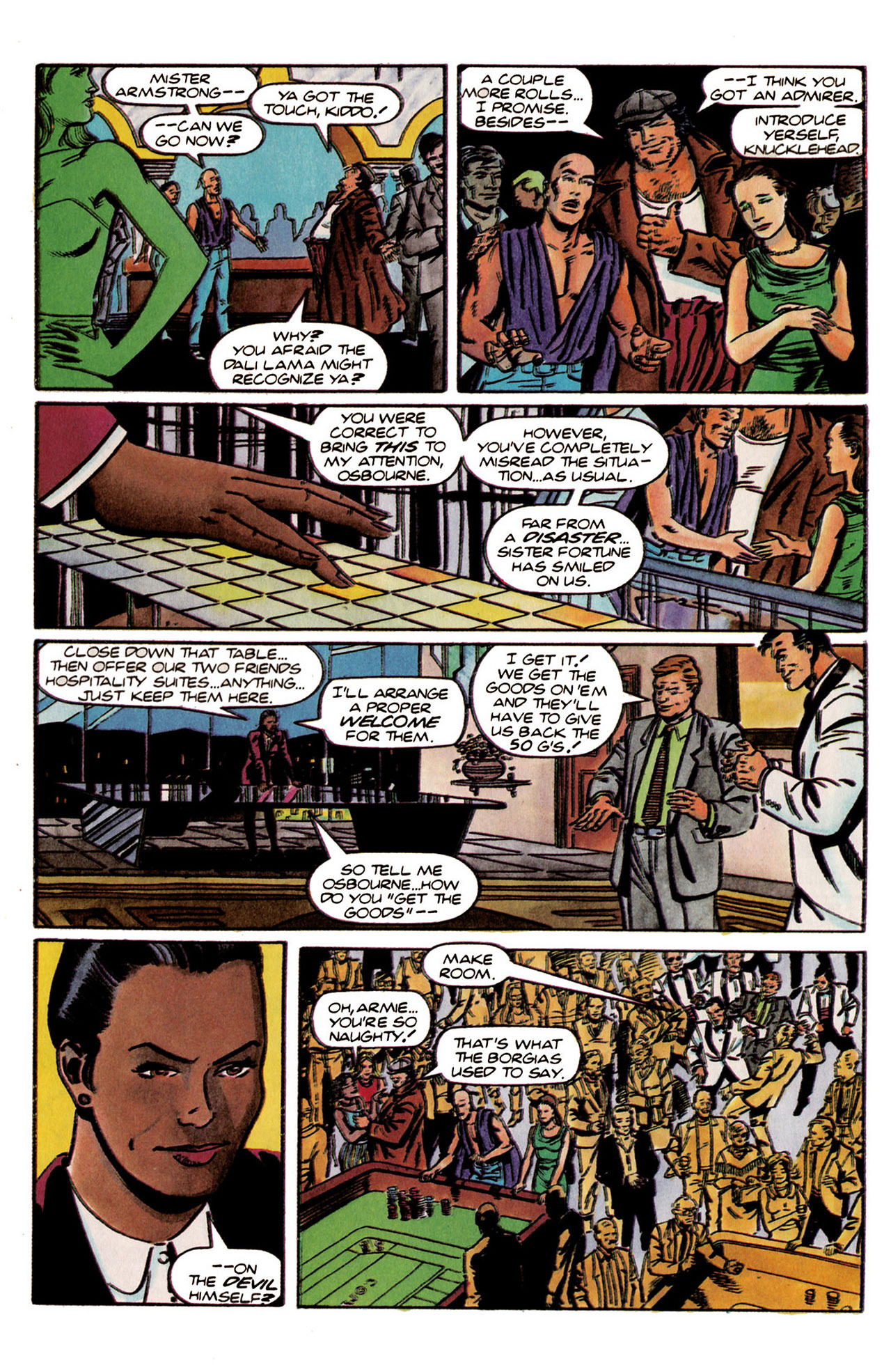 Archer & Armstrong 16 Page 8