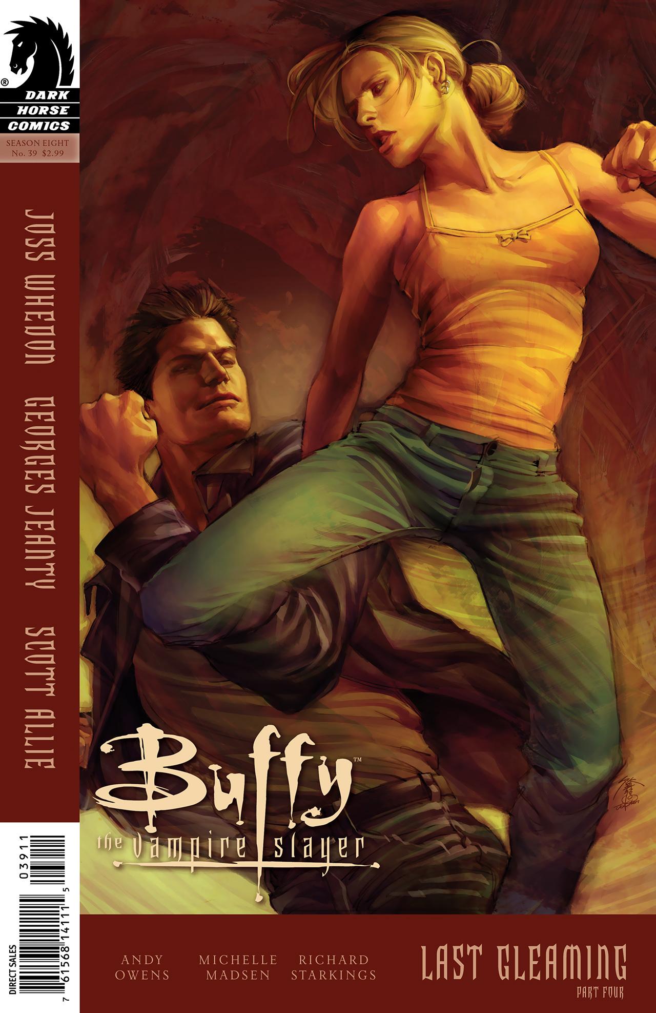 Buffy the Vampire Slayer Season Eight 39 Page 1