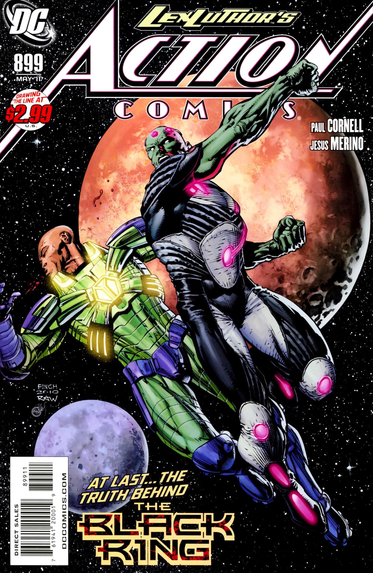 Action Comics (1938) 899 Page 0