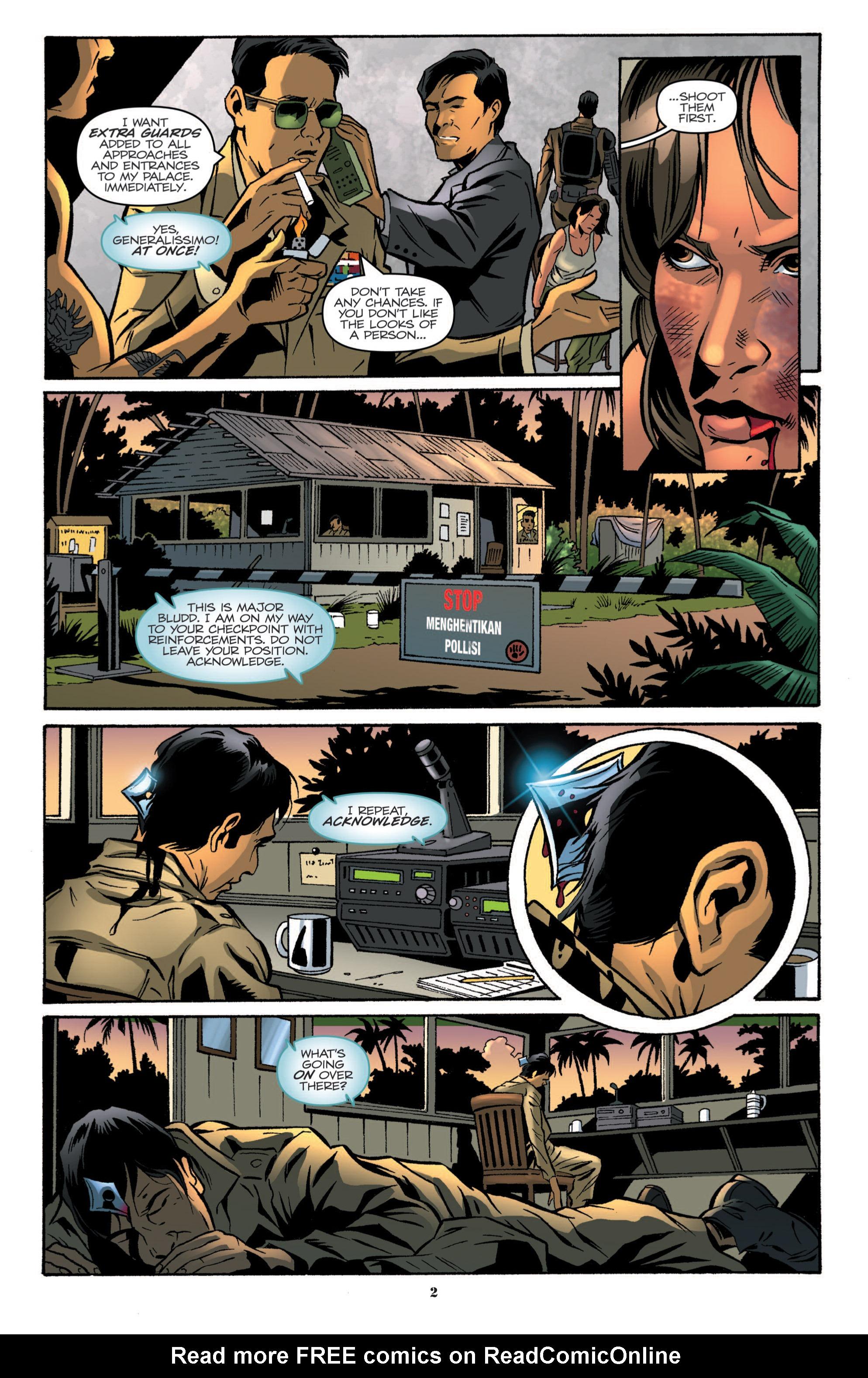 G.I. Joe: A Real American Hero 191 Page 3