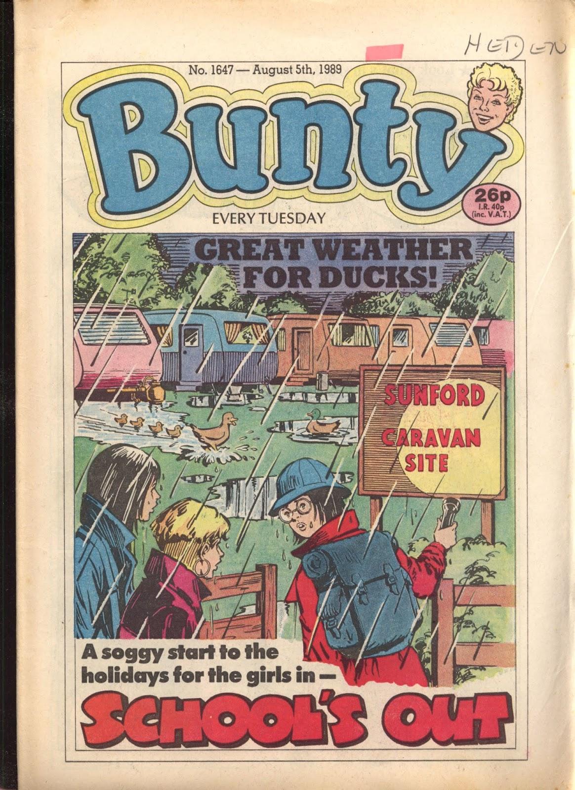 Bunty 1647 Page 1