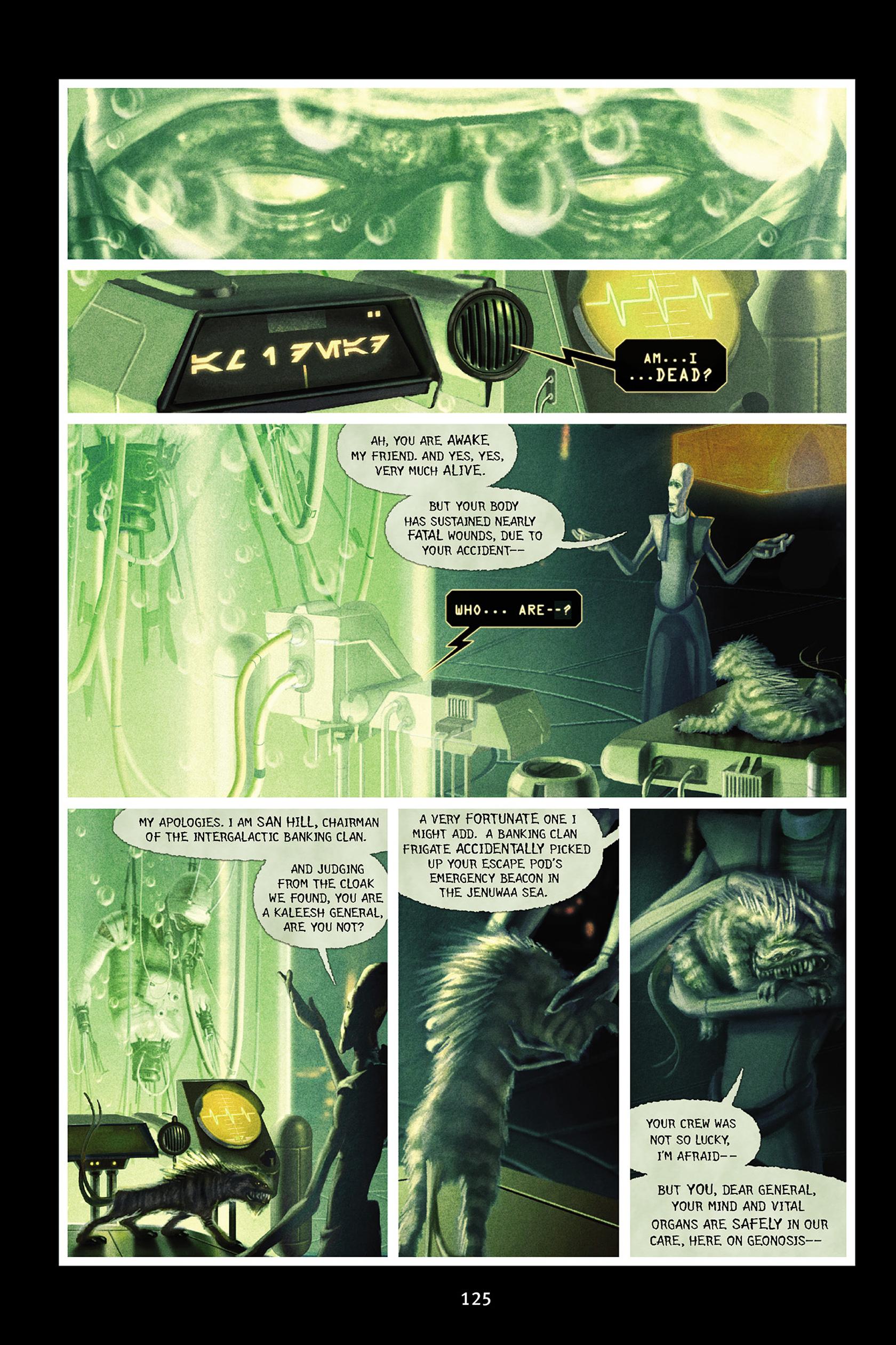 Read online Star Wars Omnibus comic -  Issue # Vol. 30 - 123