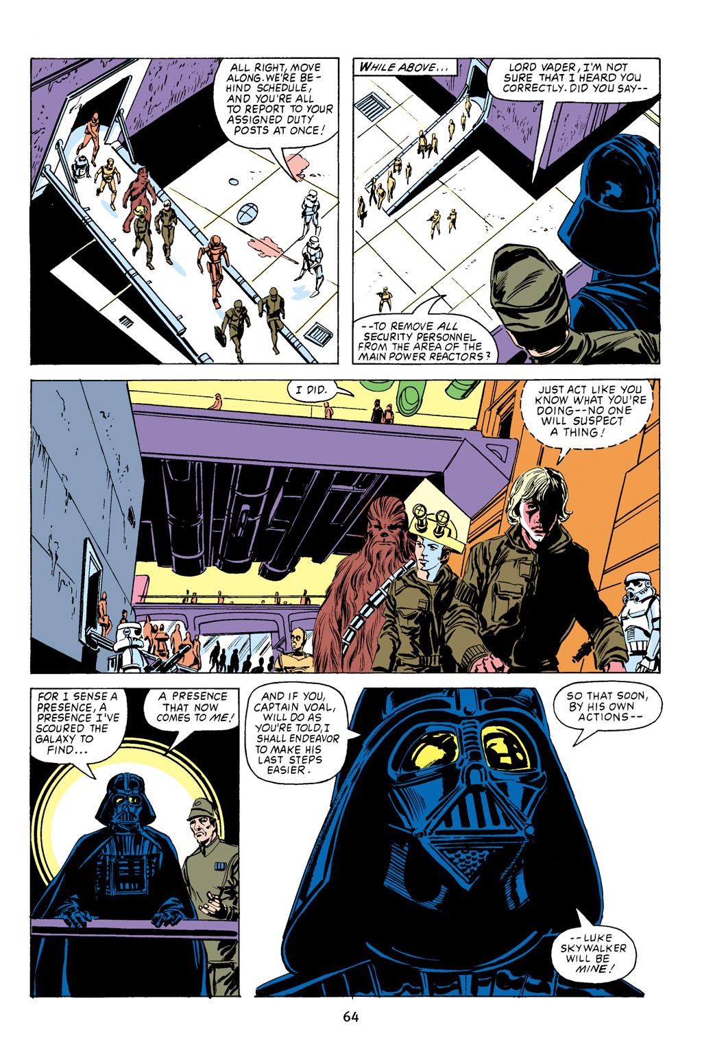 Read online Star Wars Omnibus comic -  Issue # Vol. 16 - 65