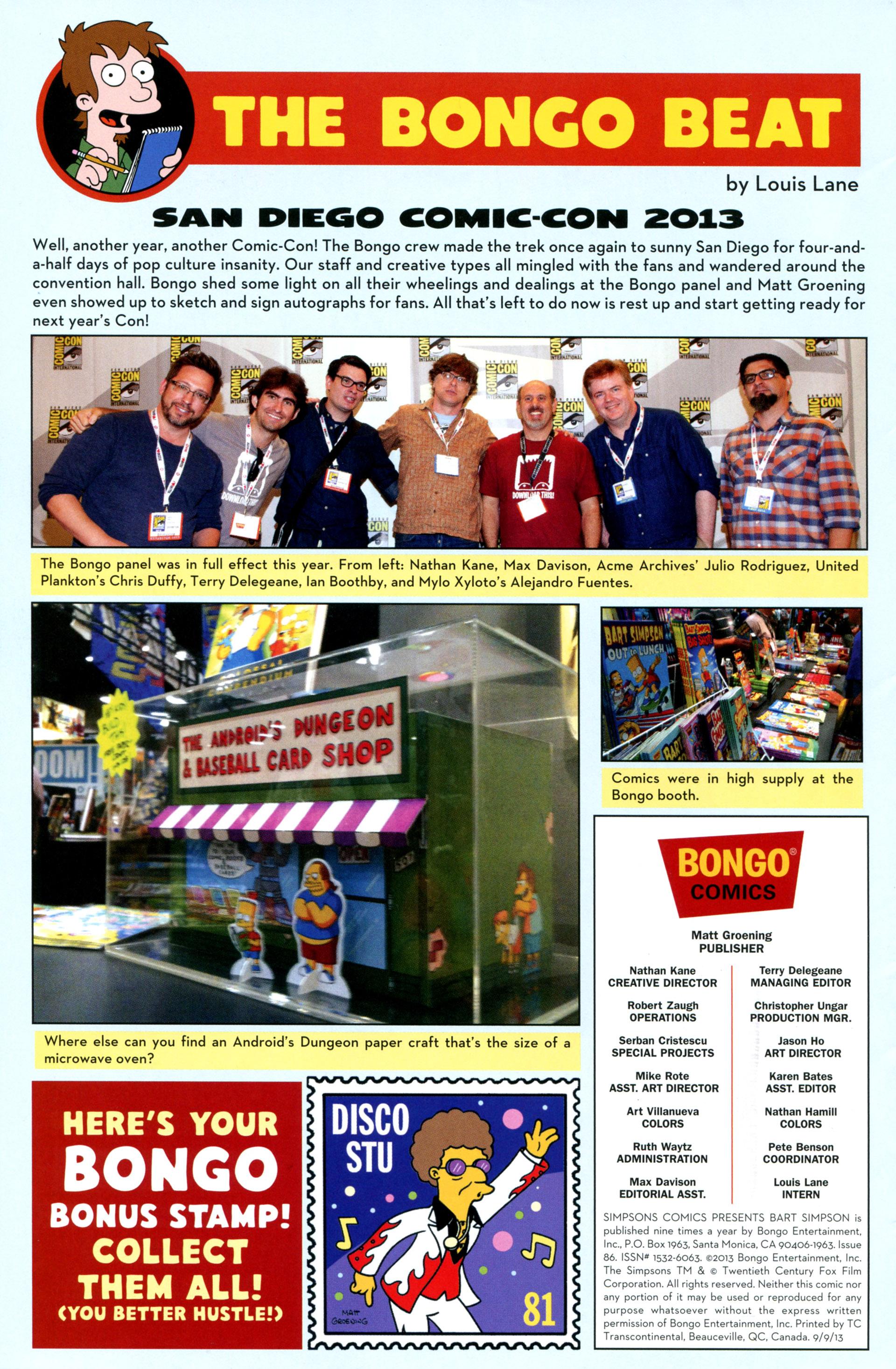 Read online Simpsons Comics Presents Bart Simpson comic -  Issue #86 - 28
